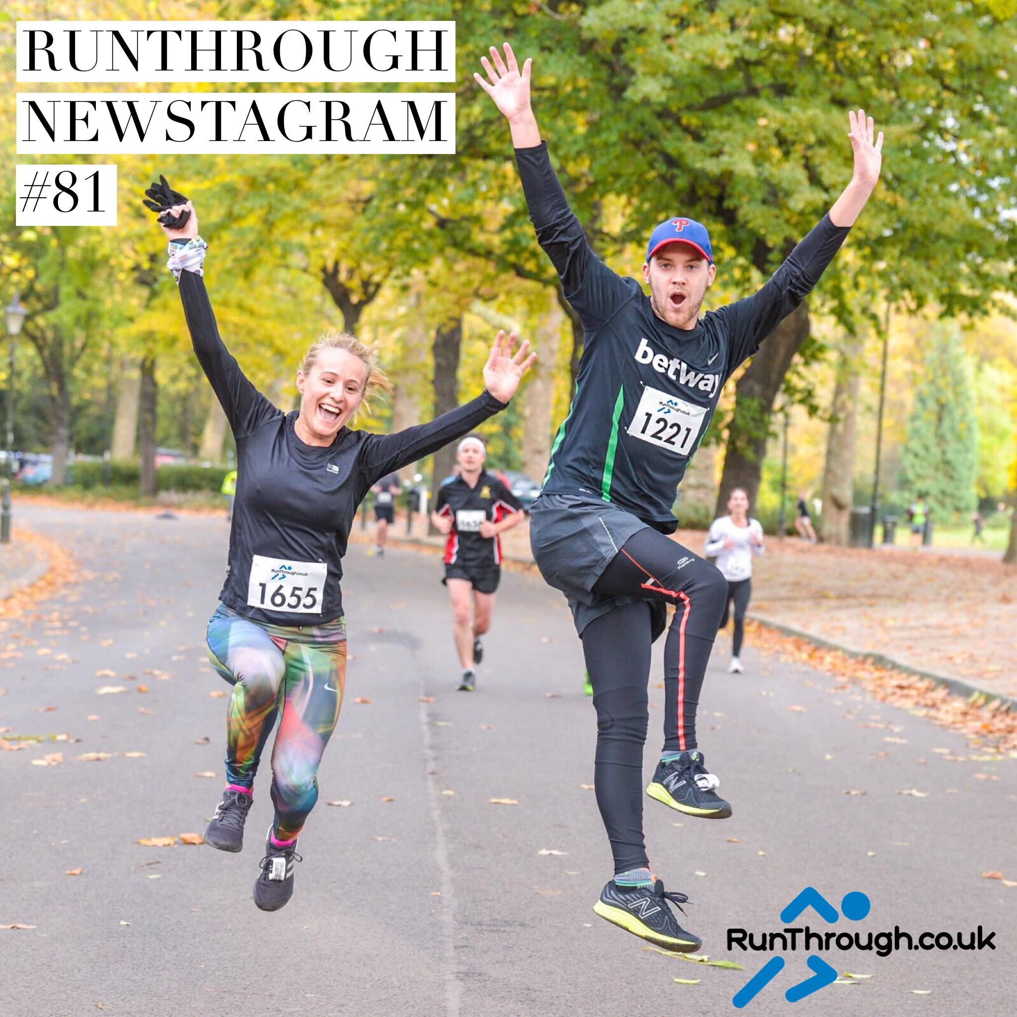 RunThrough Newsletter 18th December 2017
