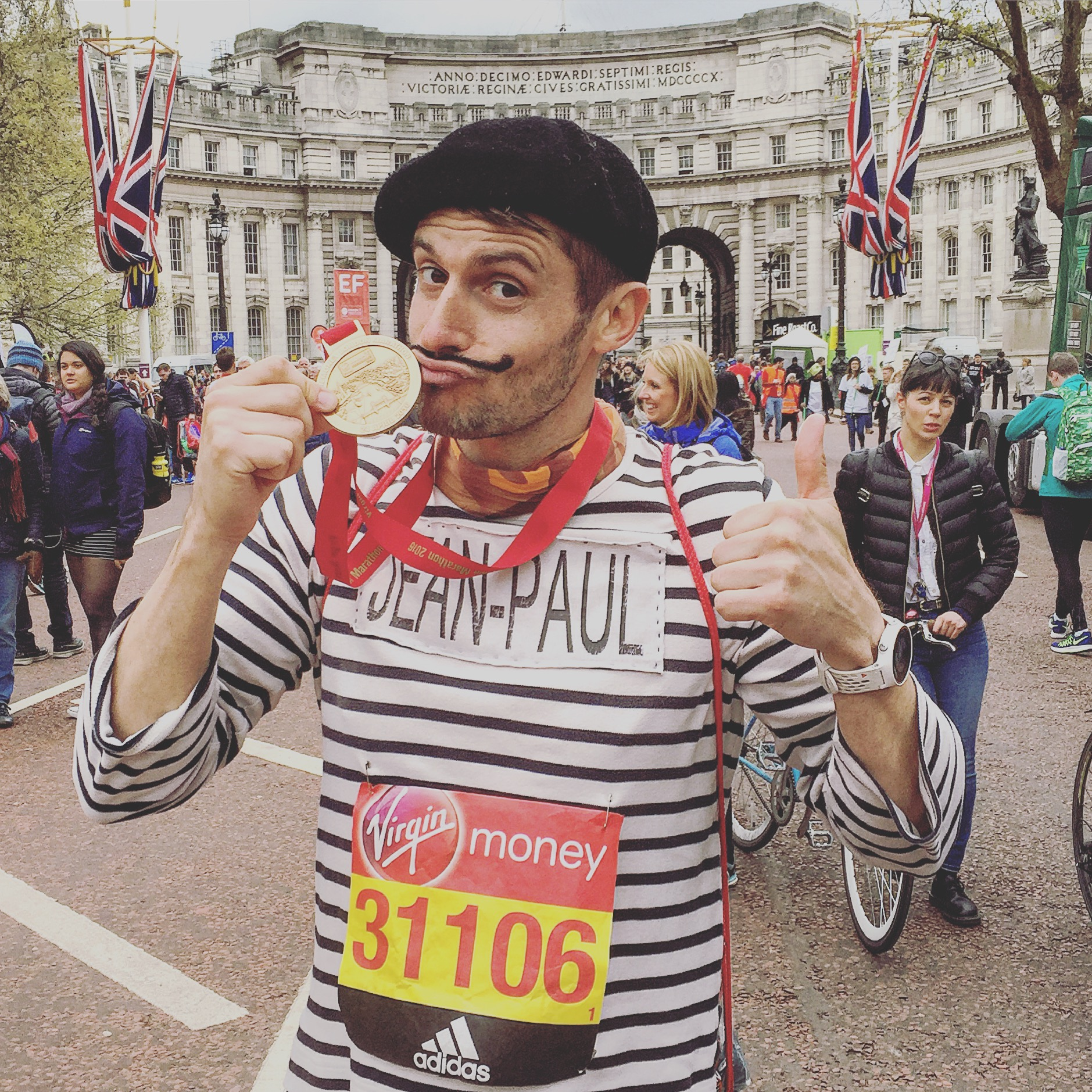 Runner Feature - Rob's 777 Challenge RunThrough Running Club London
