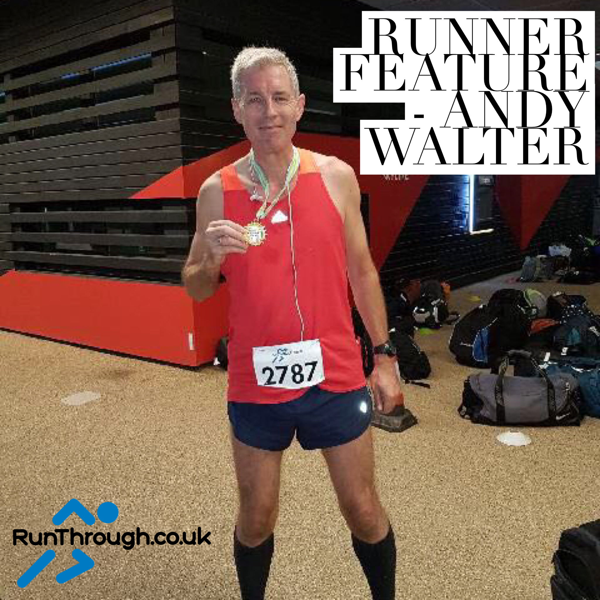 Runner Feature – Andy Walter