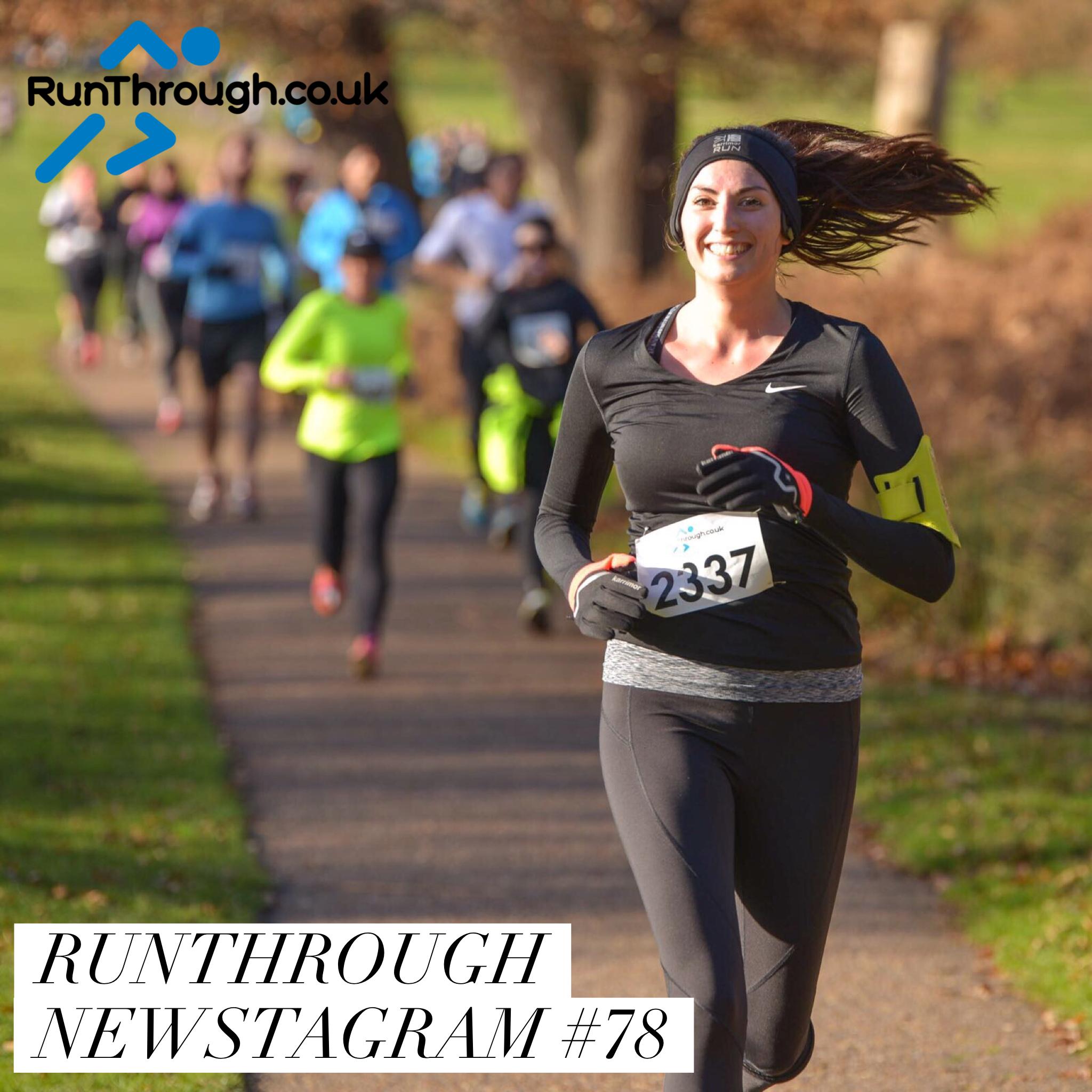 RunThrough Newsletter 27th November 2017