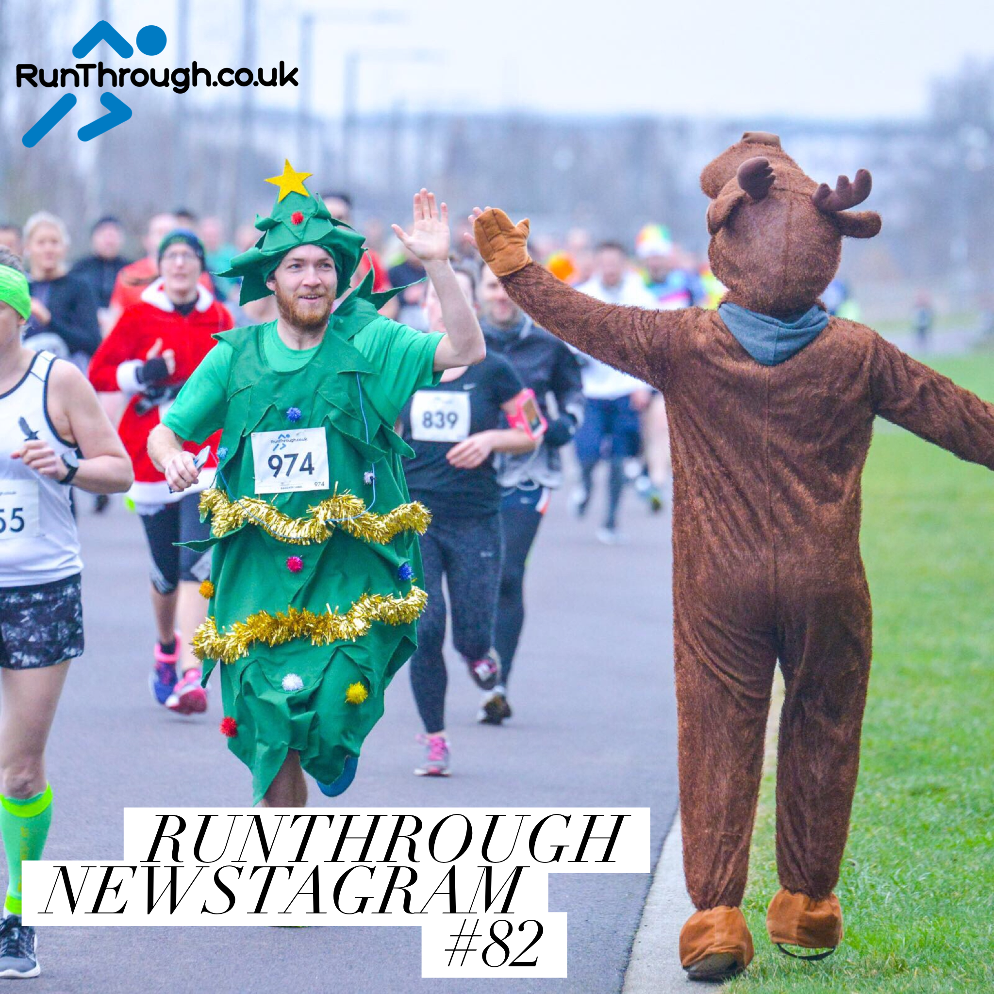 RunThrough Newsletter 25th December 2017