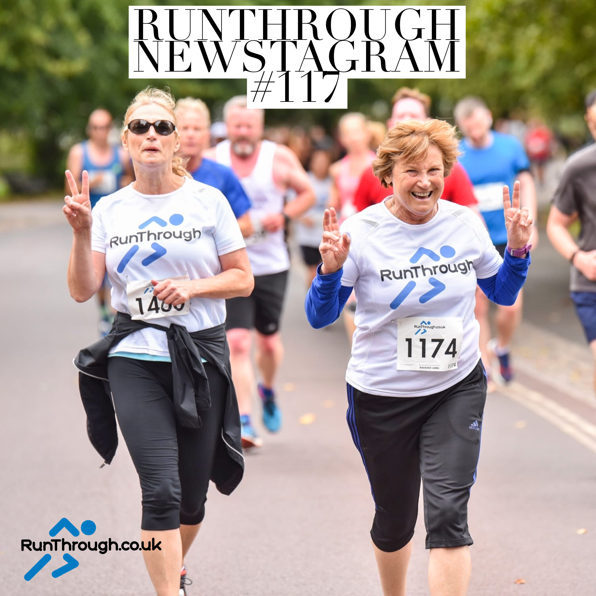 RunThrough Newsletter 20th August 2018