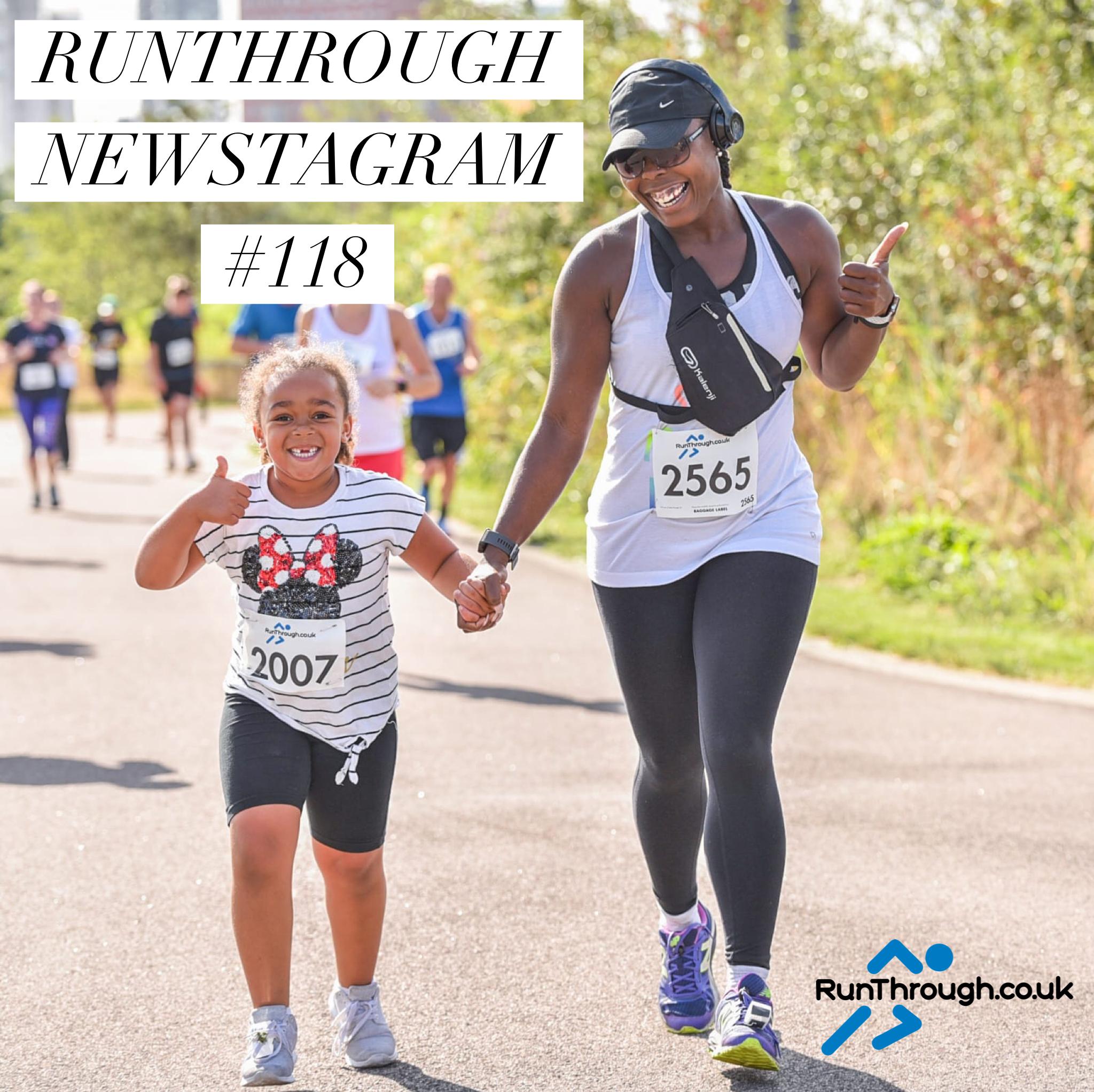 RunThrough Newsletter 27th August 2018