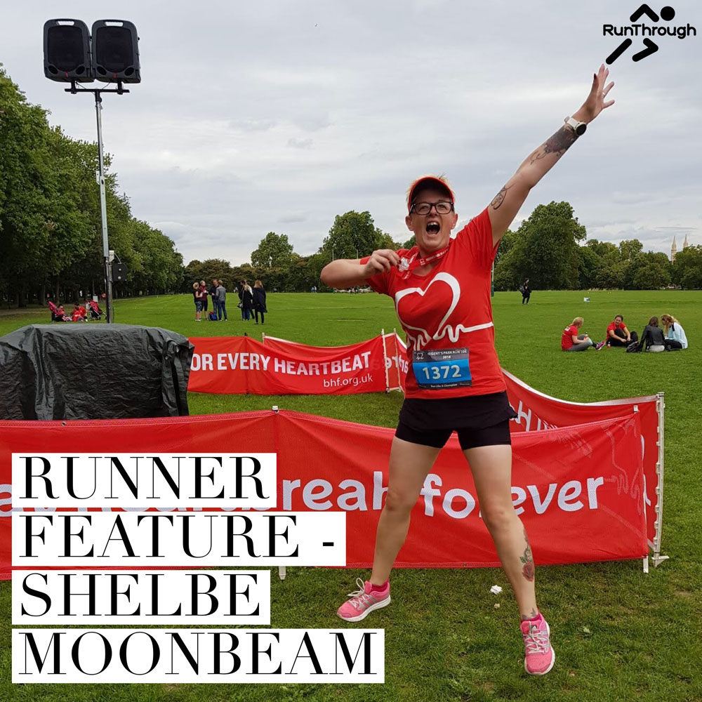 Runner Feature – Shelbe Moonbeam