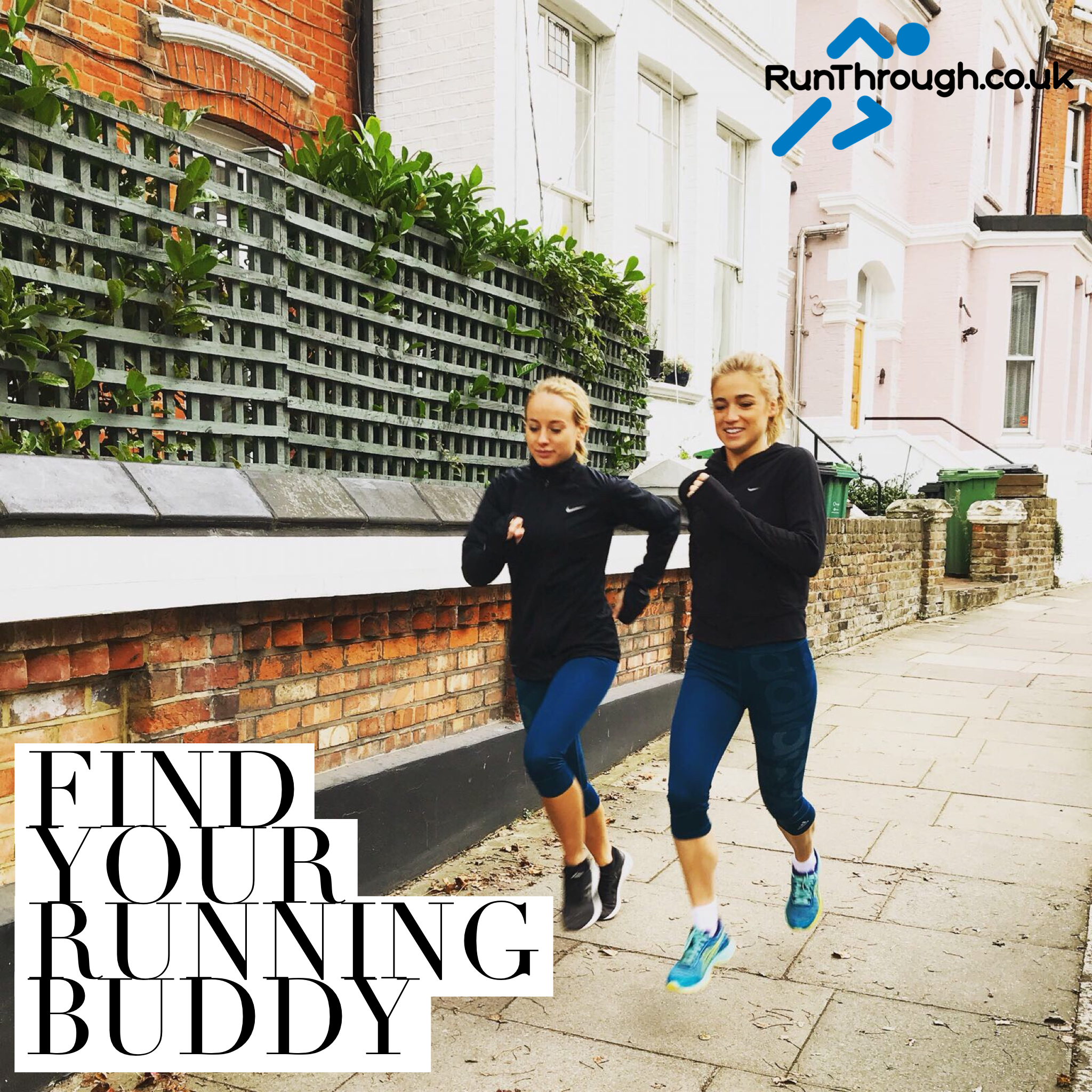 Find your Running Buddy