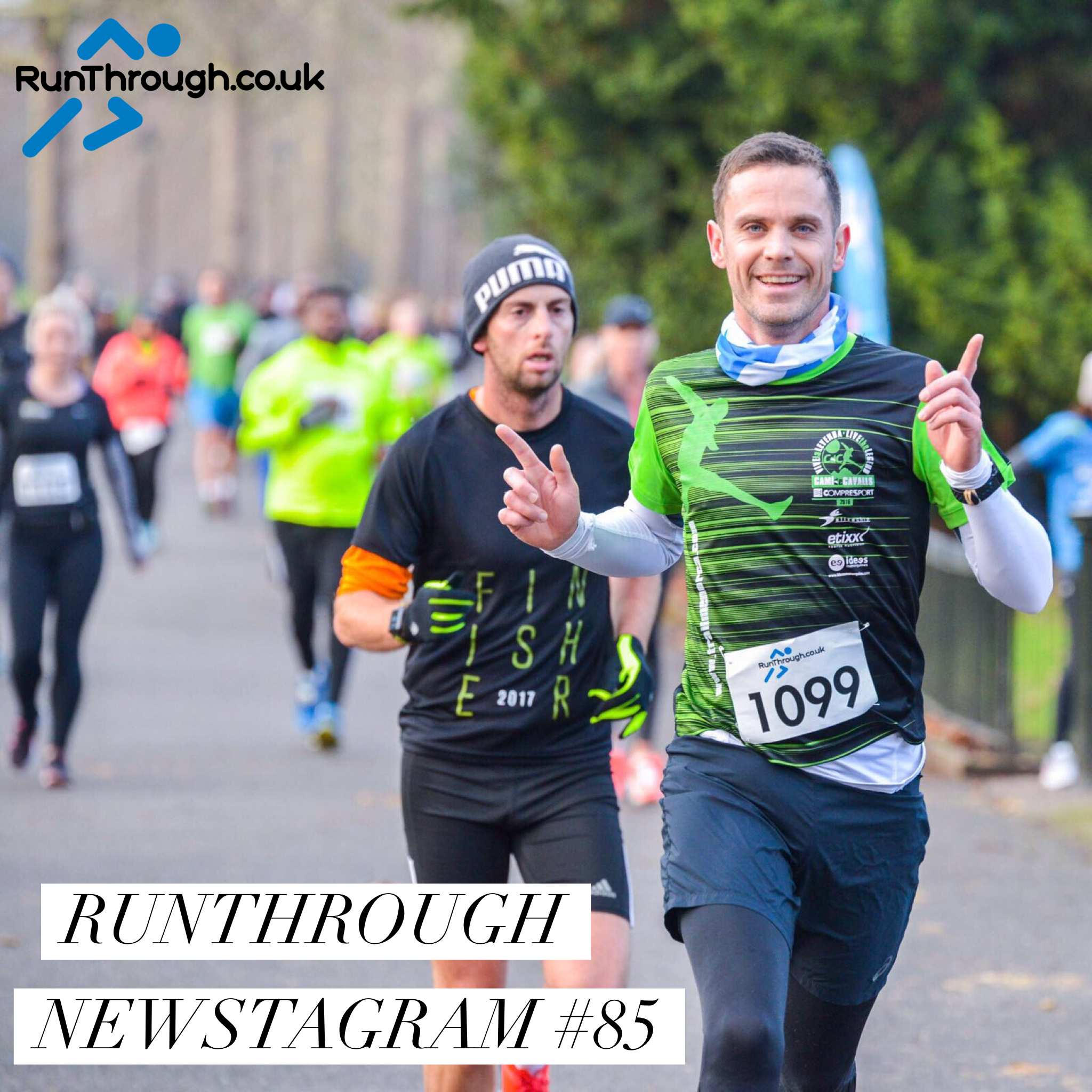 RunThrough Newsletter 8th January 2018