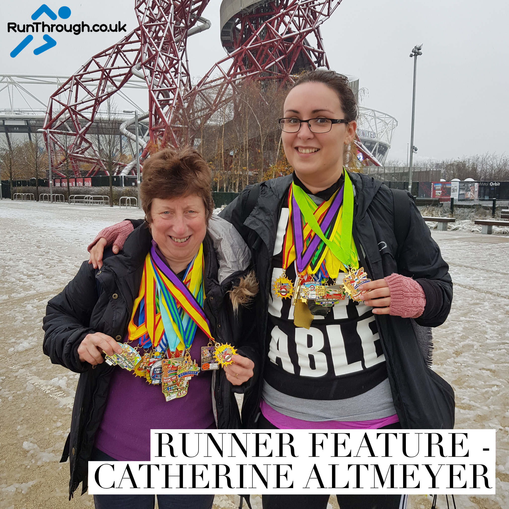 Runner Feature – Catherine Altmeyer