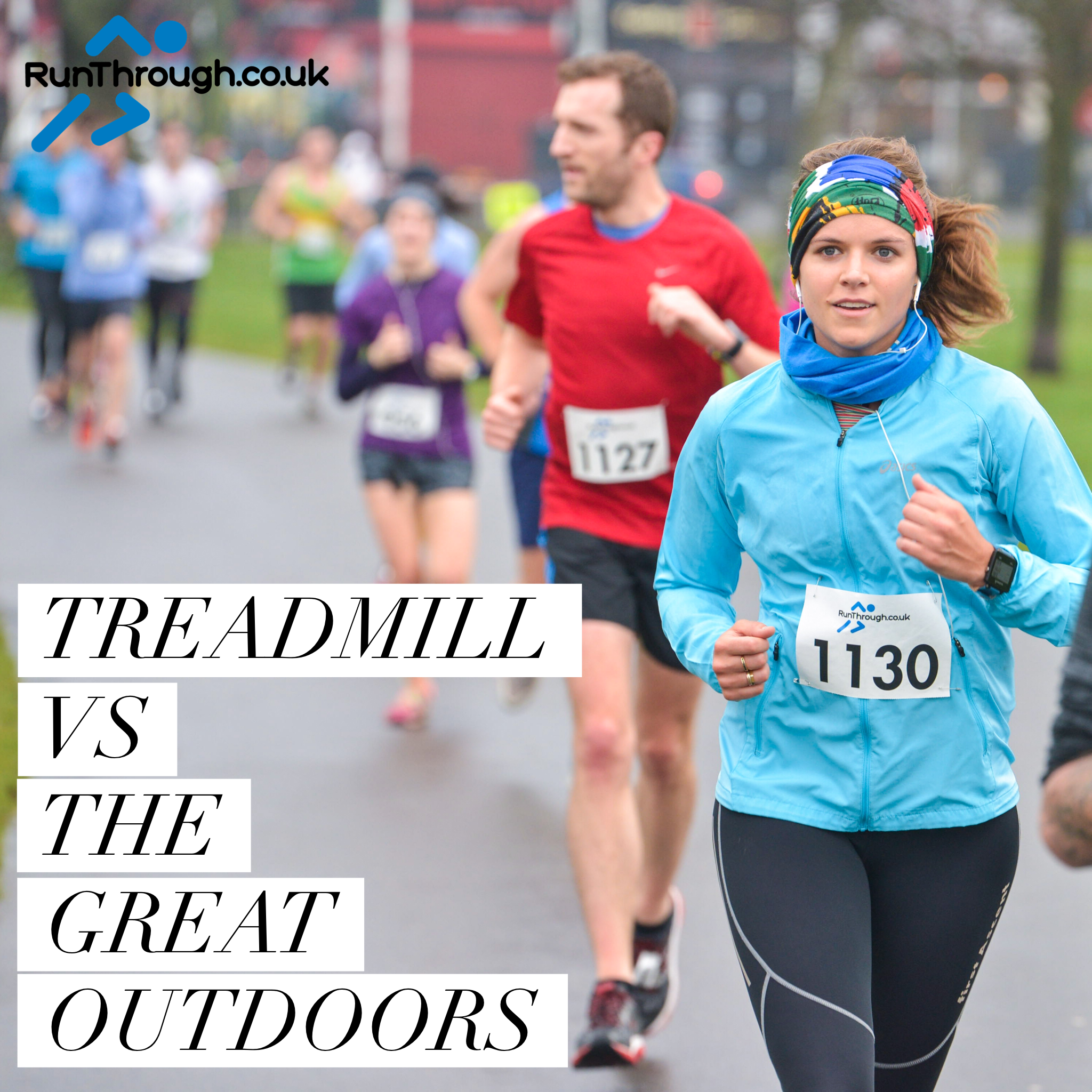 Treadmill vs Great Outdoors