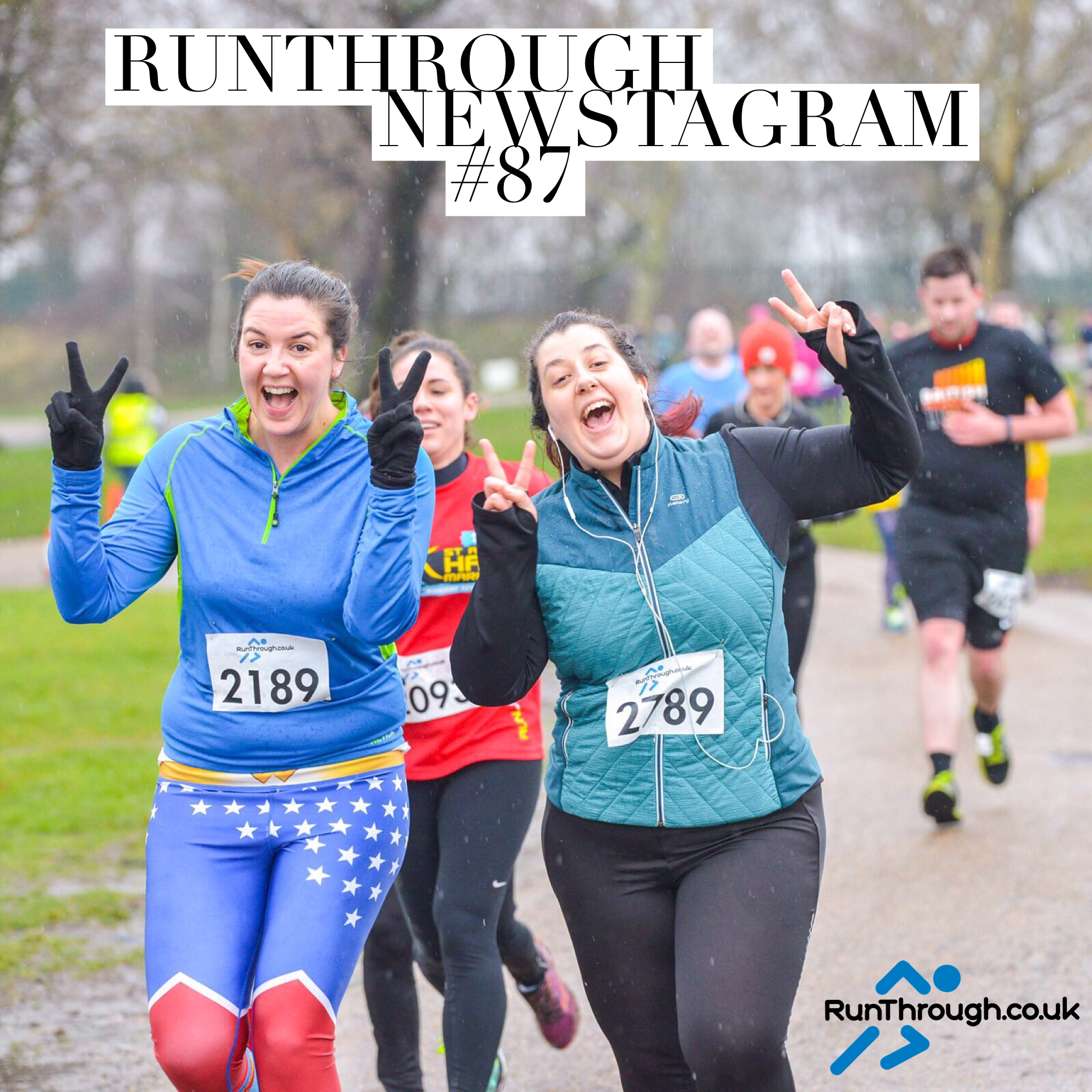 RunThrough Newsletter 22nd January 2018