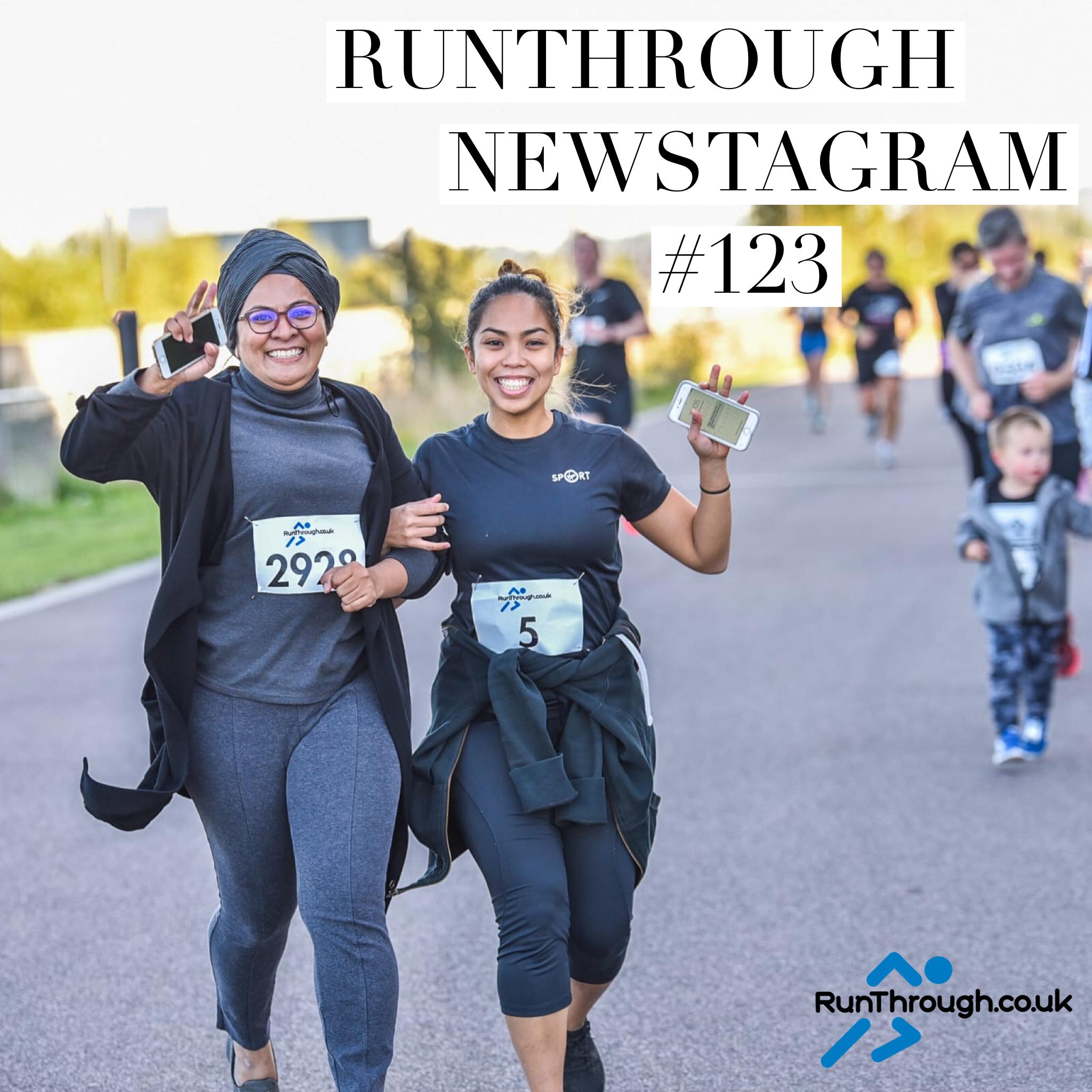 RunThrough Newsletter 1st October 2018
