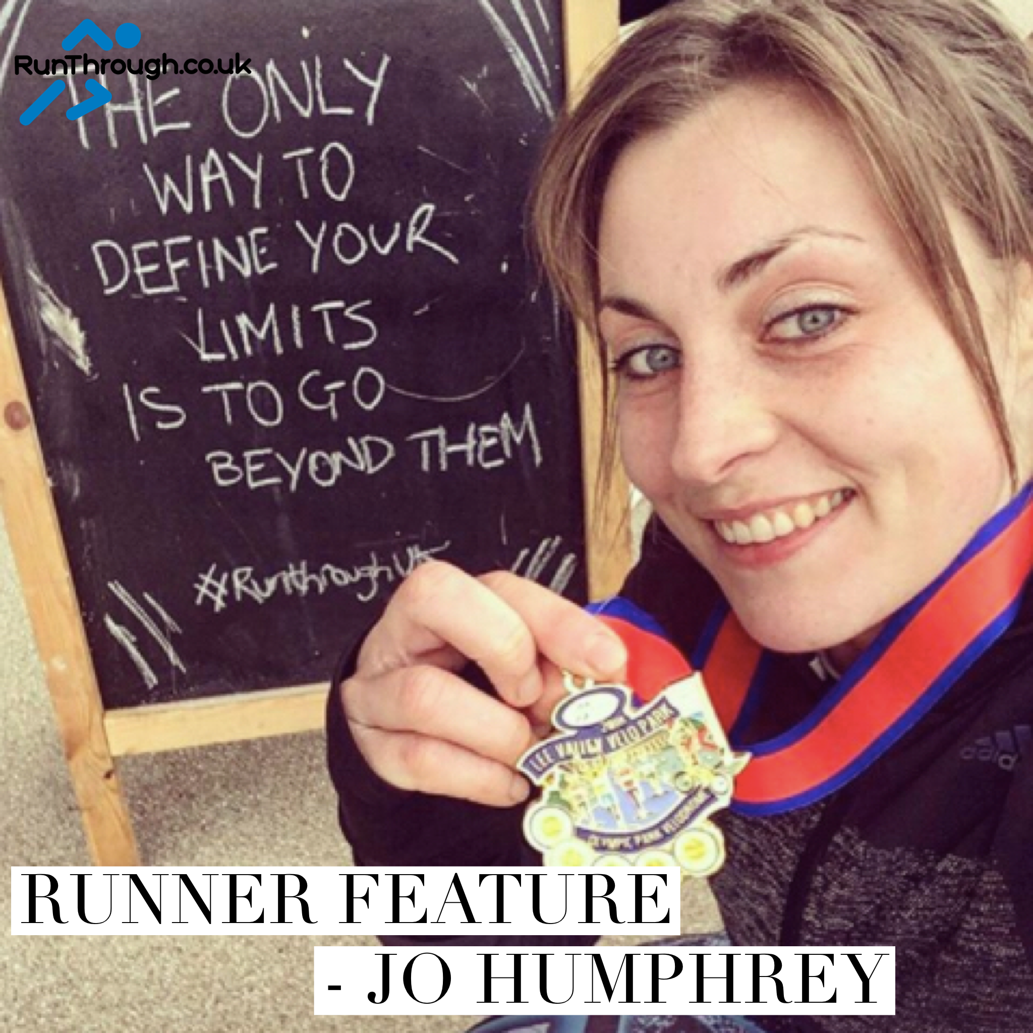 Runner Feature – Jo Humphrey