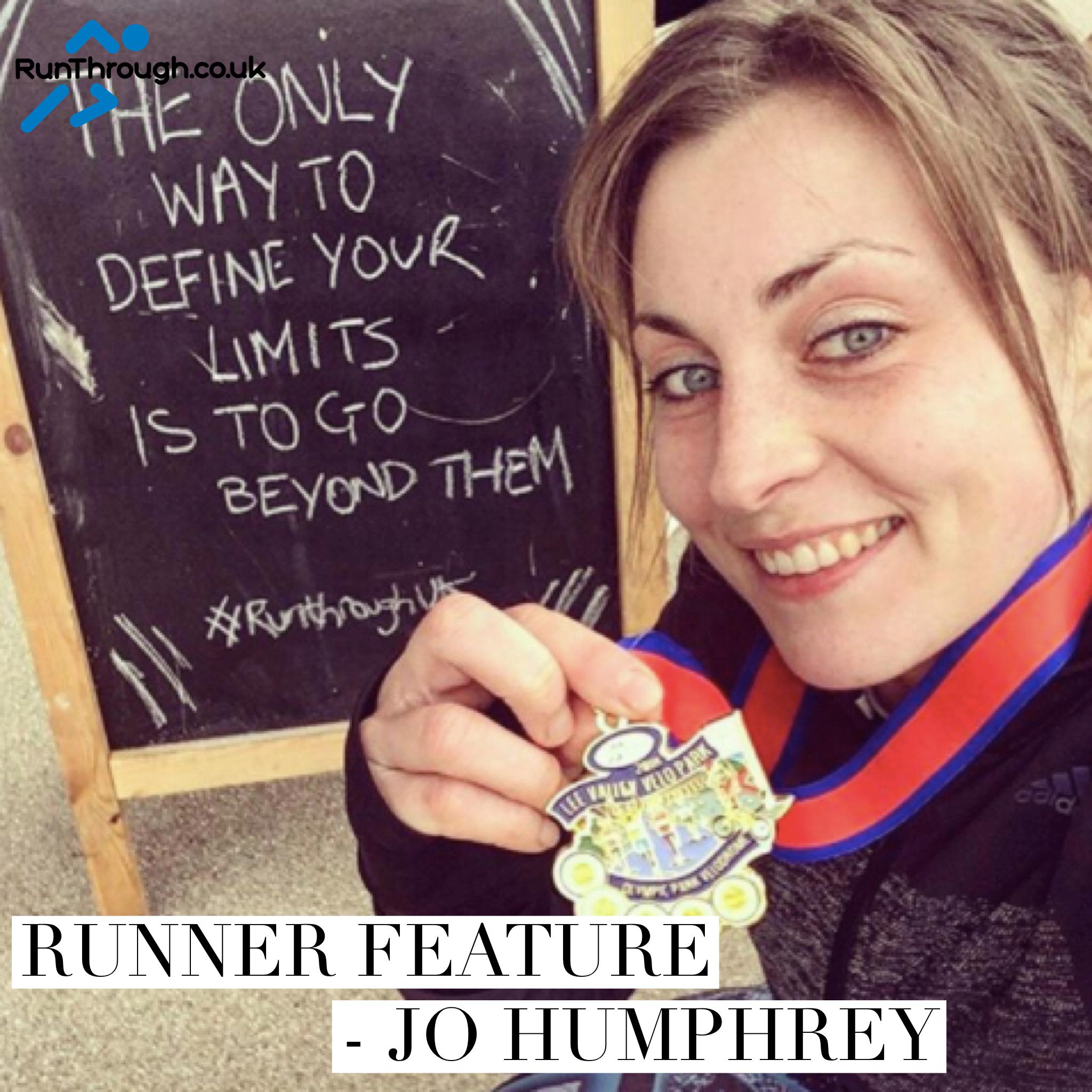 Runner Feature – Jo Humphrey
