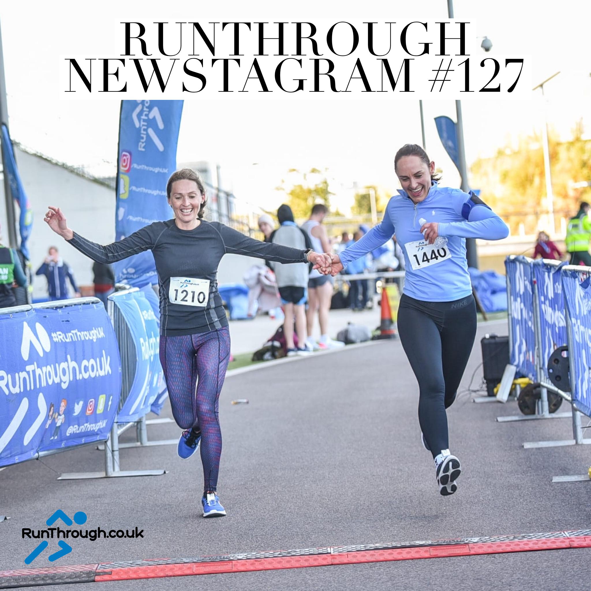RunThrough Newsletter 29th October 2018