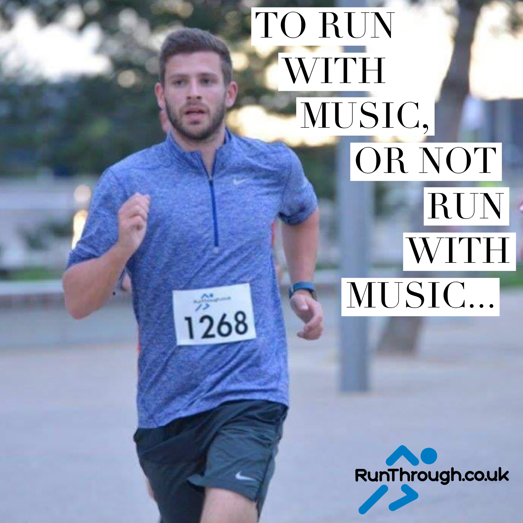 To run with music, or not to run with music