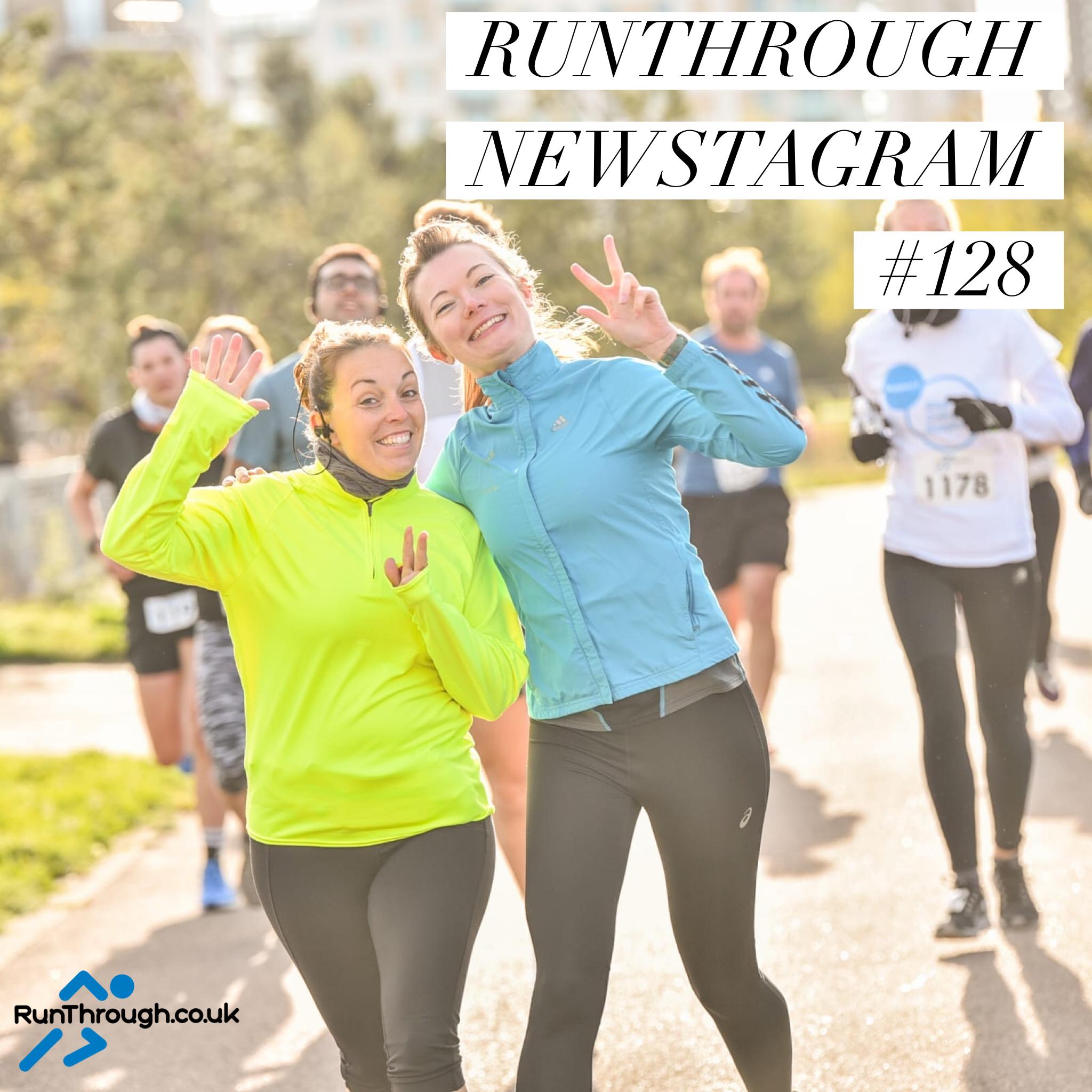RunThrough Newsletter 5th November 2018