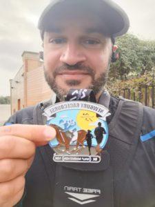 Runner Feature - Zeeshan Choudrey RunThrough Running Club London