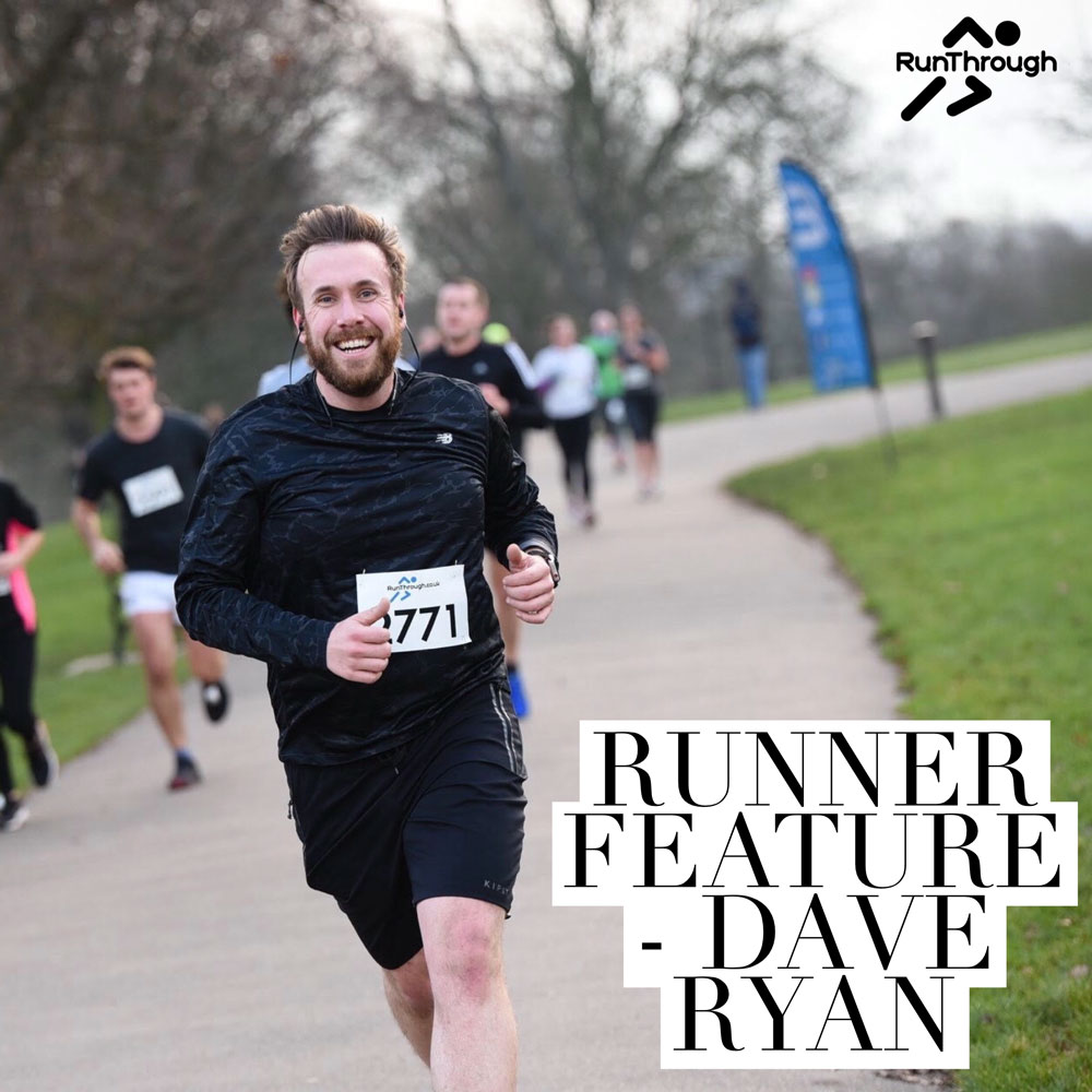 Runner Feature – Dave Ryan
