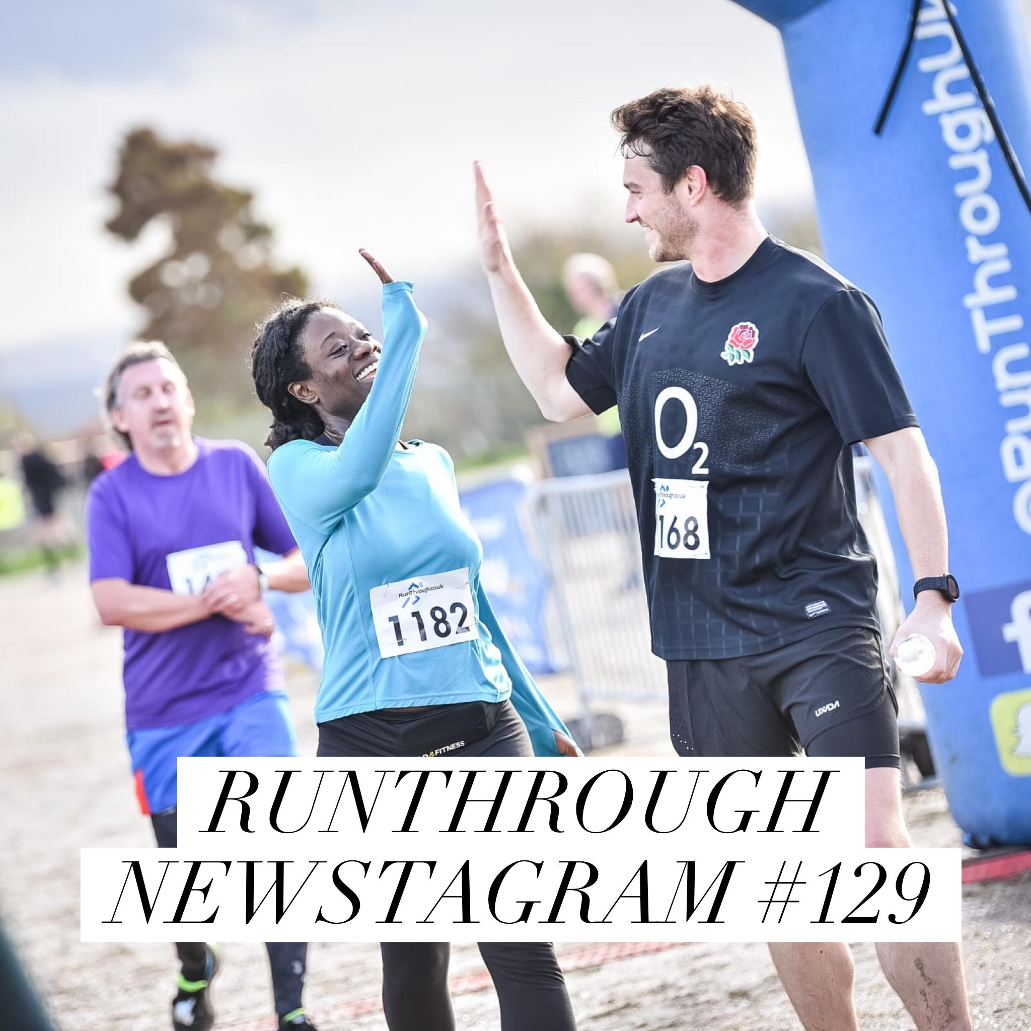 RunThrough Newsletter 12th November 2018