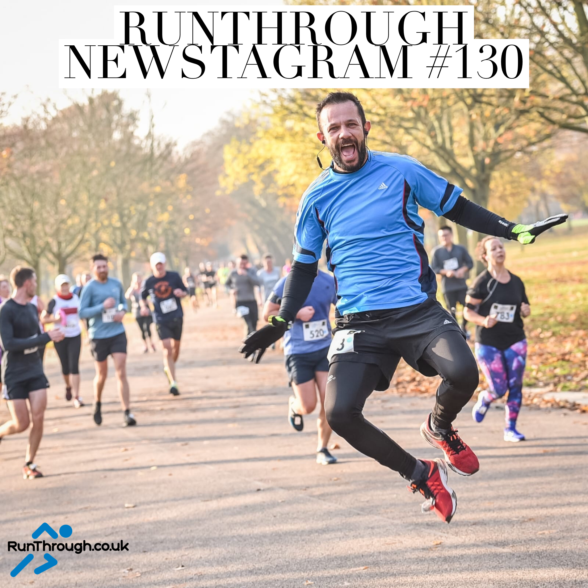 RunThrough Newsletter 19th November 2018