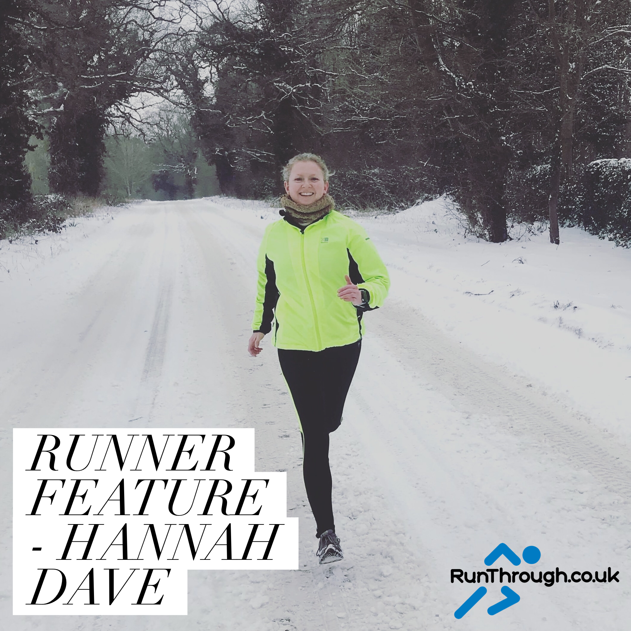 Runner Feature – Hannah Dave