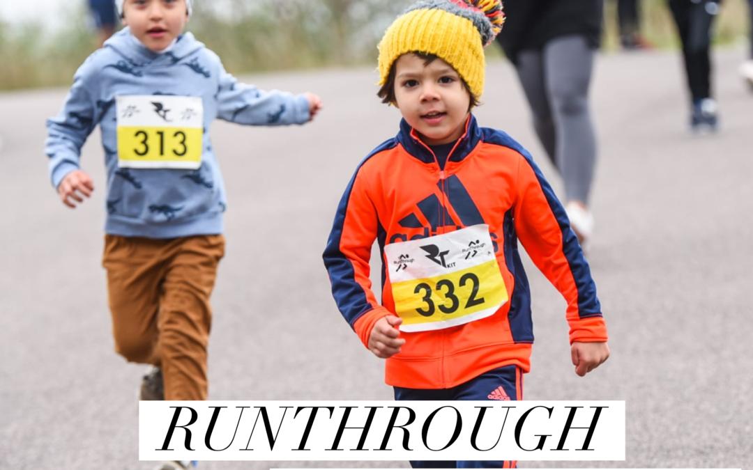 RunThrough Newsletter 5th October 2020