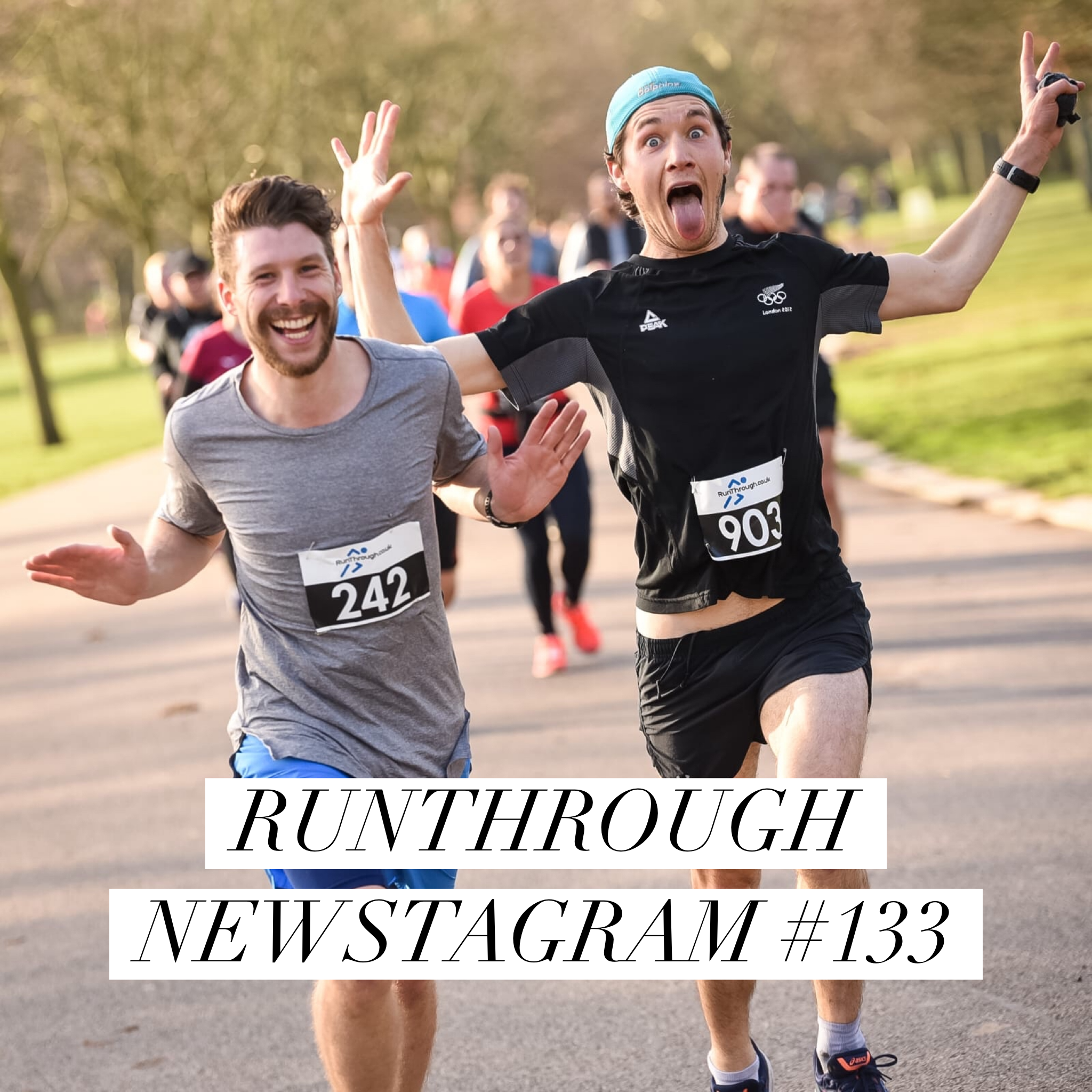 RunThrough Newsletter 10th December 2018