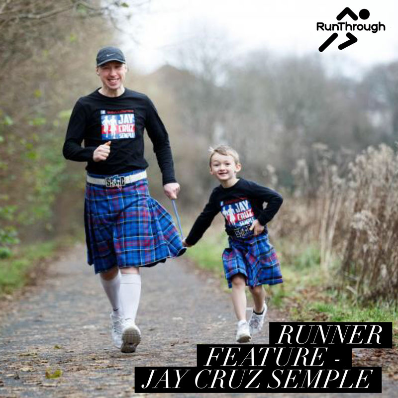 Runner Feature – Jay Cruz