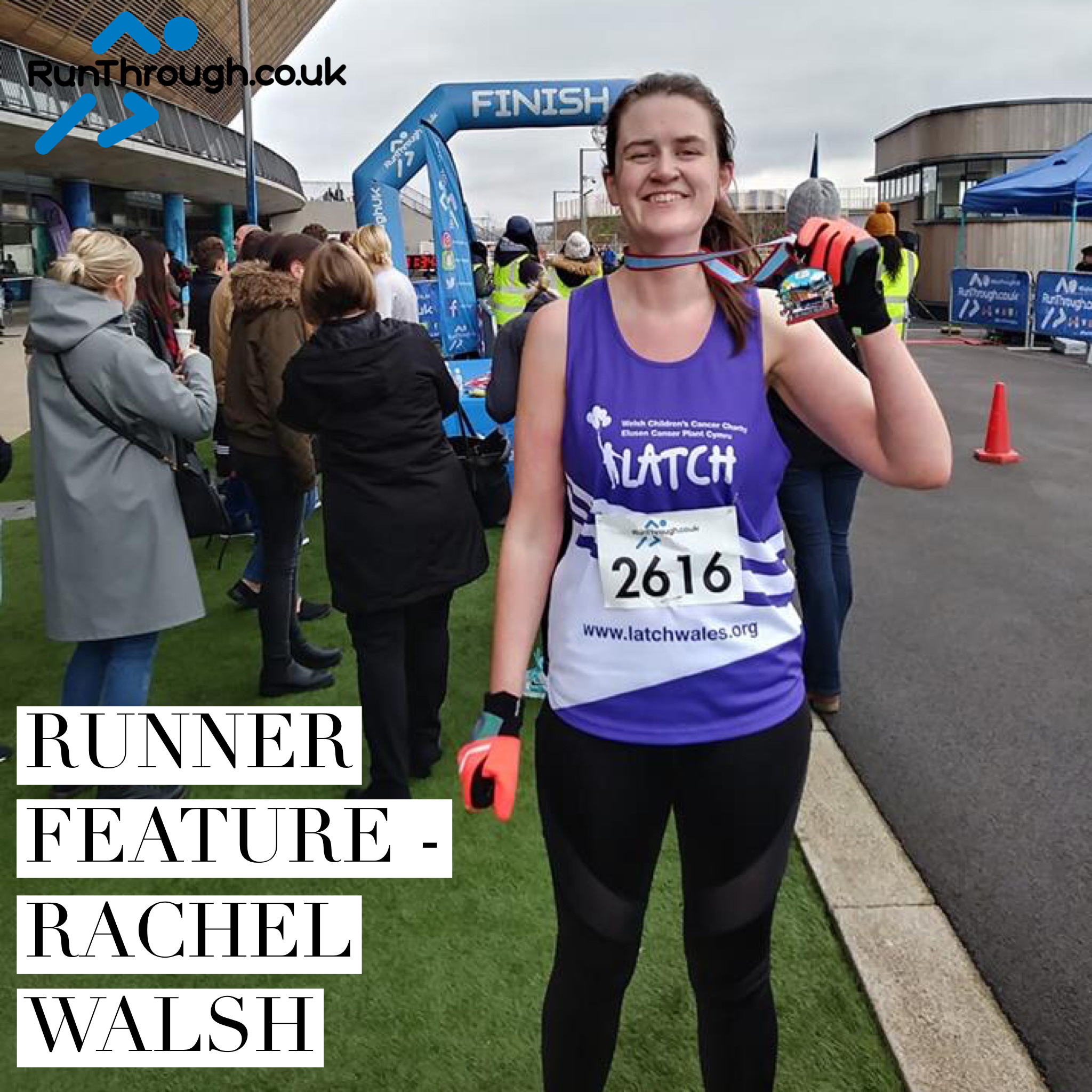 Runner Feature – Rachel Walsh
