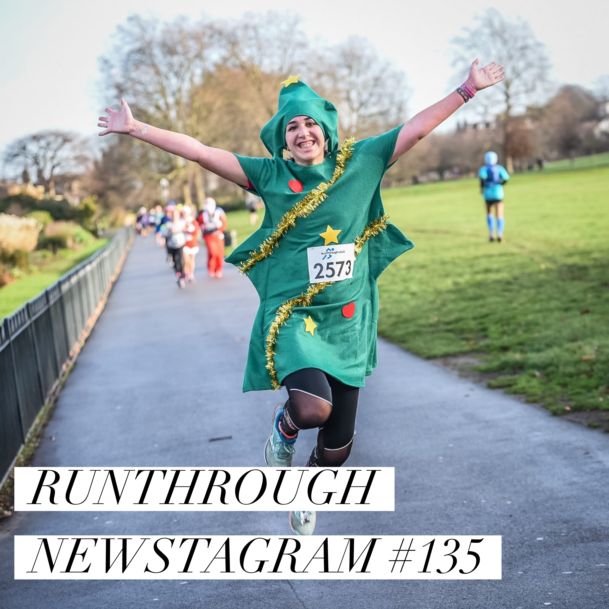 RunThrough Newsletter 24th December 2018