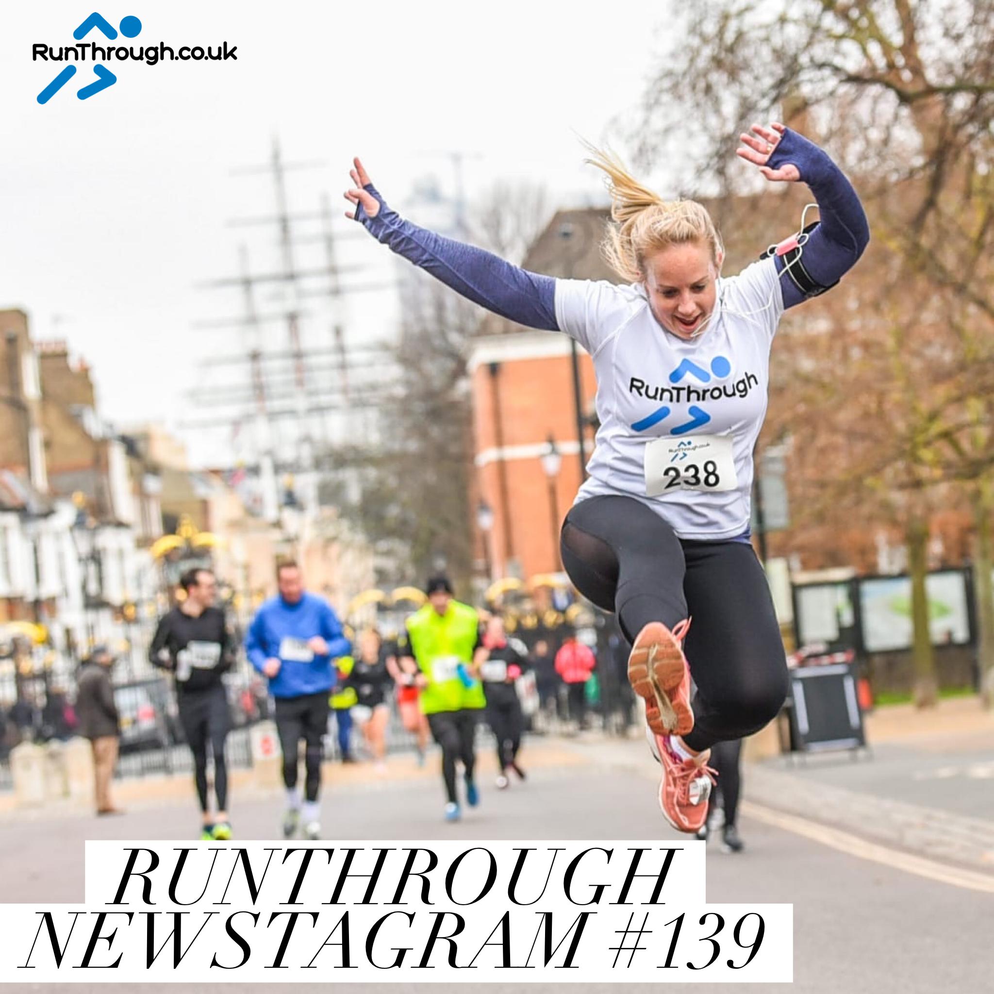 RunThrough Newsletter 21st January 2018