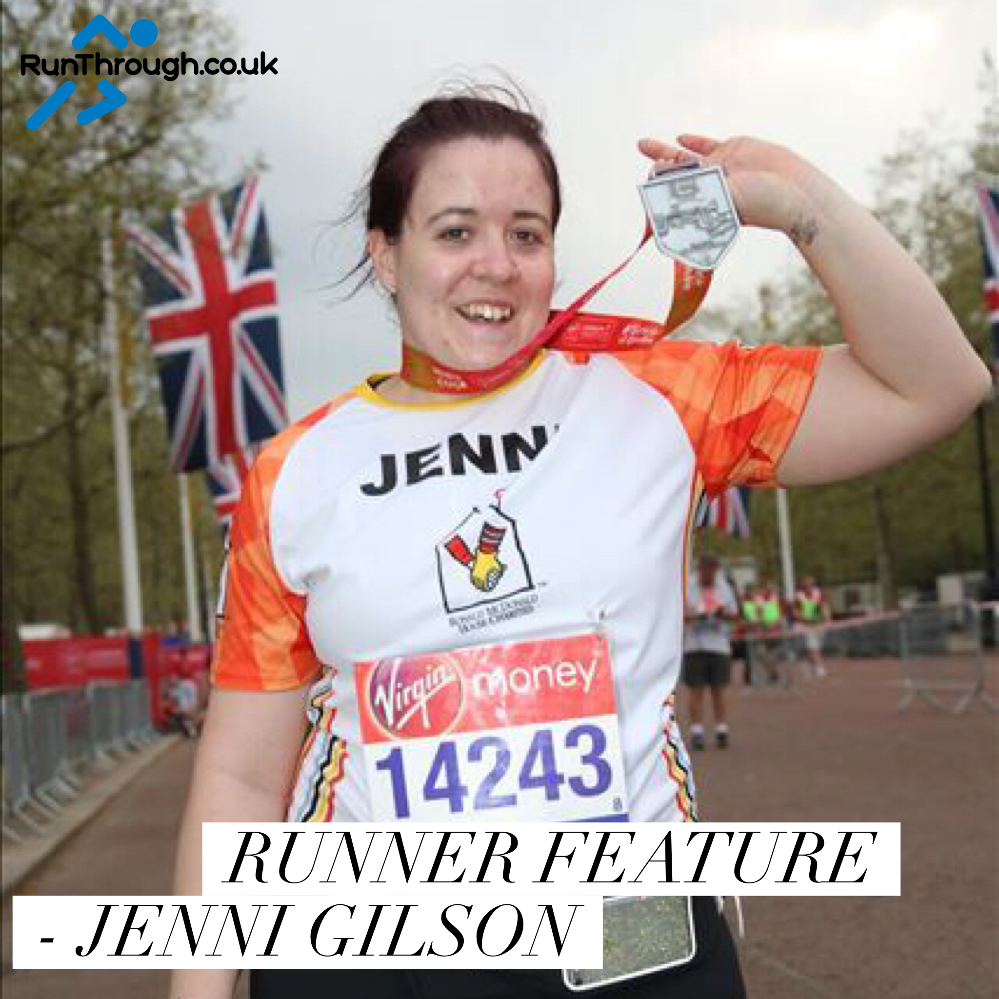 Runner Feature – Jenni Gilson