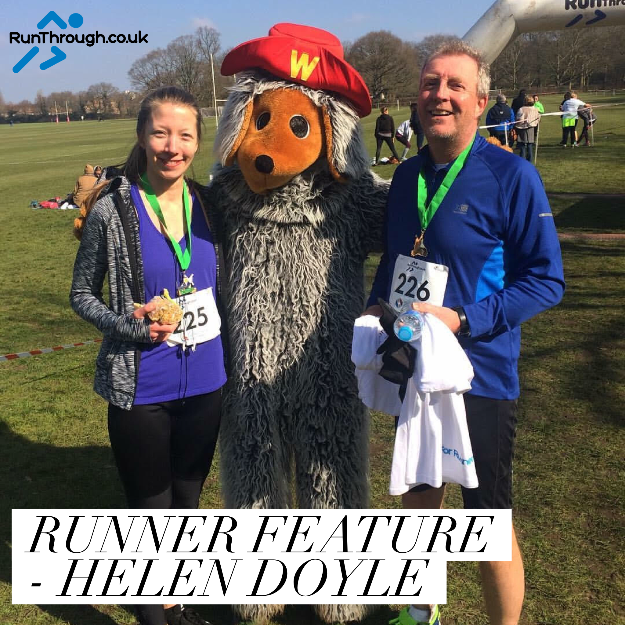 Runner Feature – Helen Doyle
