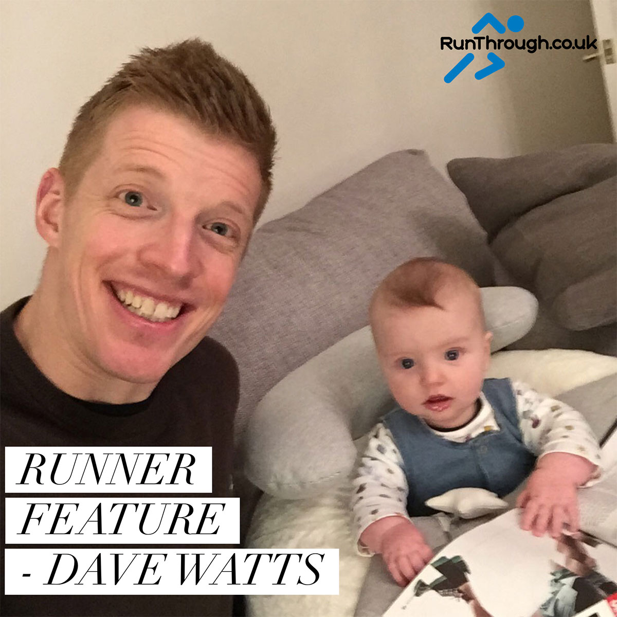 Runner Feature – Dave Watts