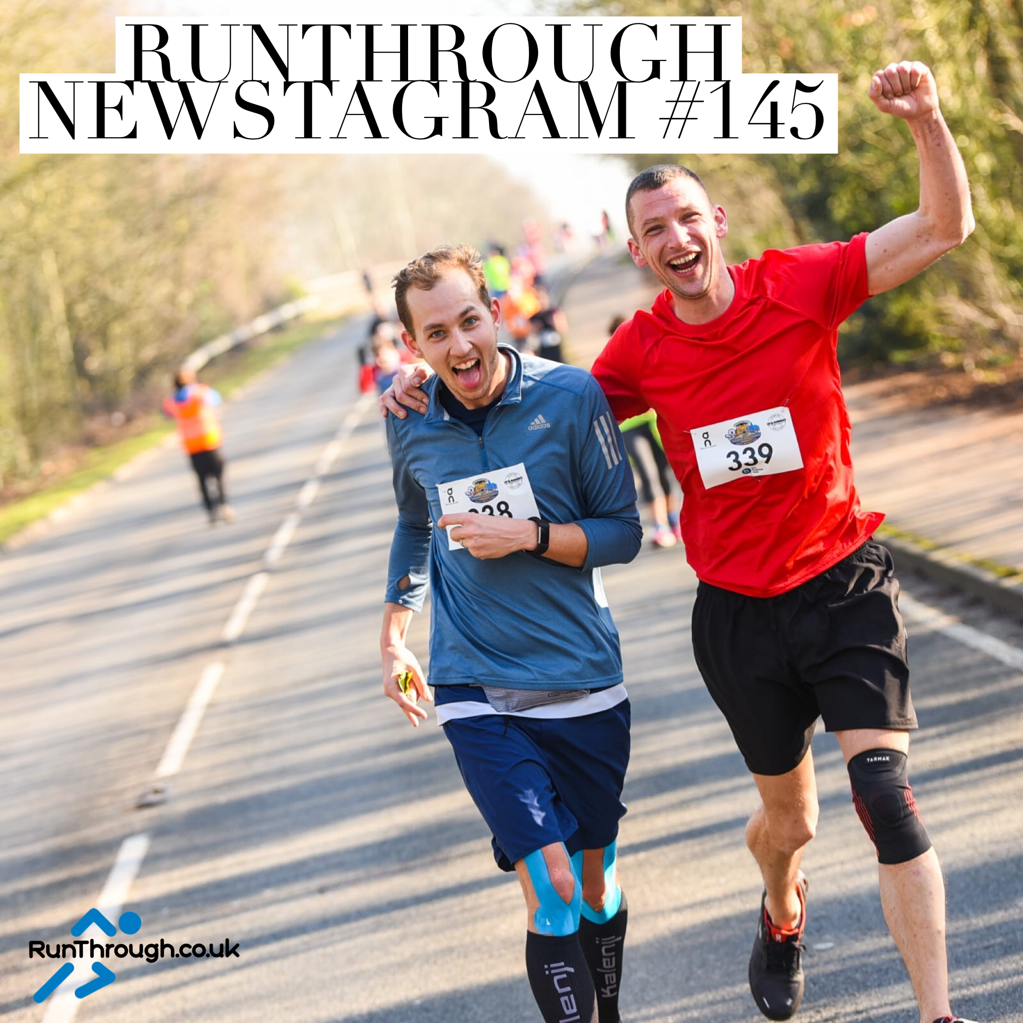 RunThrough Newsletter 4th March 2019
