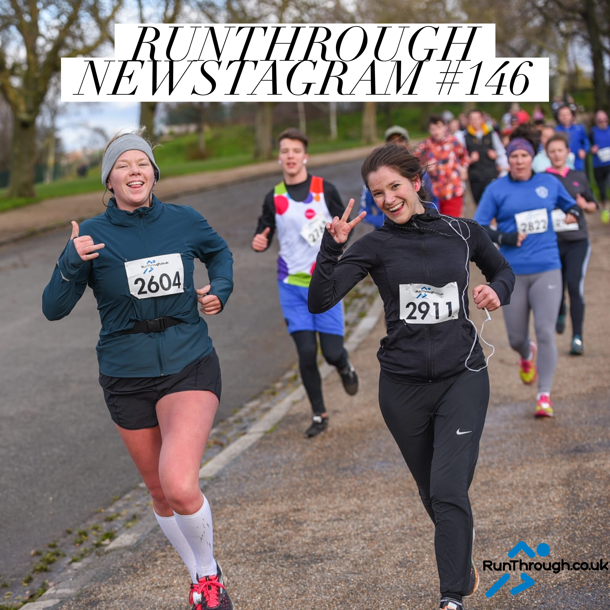 RunThrough Newsletter 11th March 2019