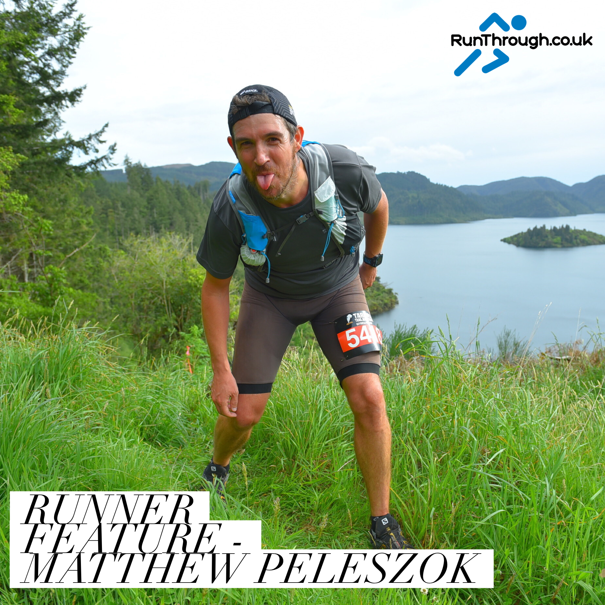 Runner Feature – Matthew Peleszok