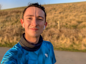 Runner Feature - Danny Kristof RunThrough Running Club London