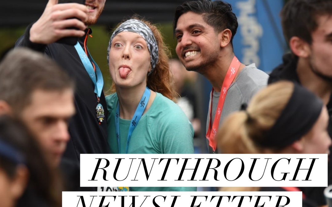 RunThrough Newsletter 1st March 2021