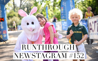 RunThrough Newsletter – Monday 22nd April