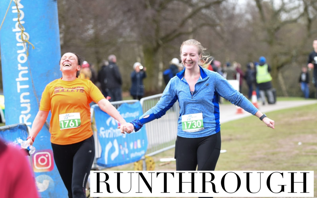 RunThrough Newsletter 29th March 2021