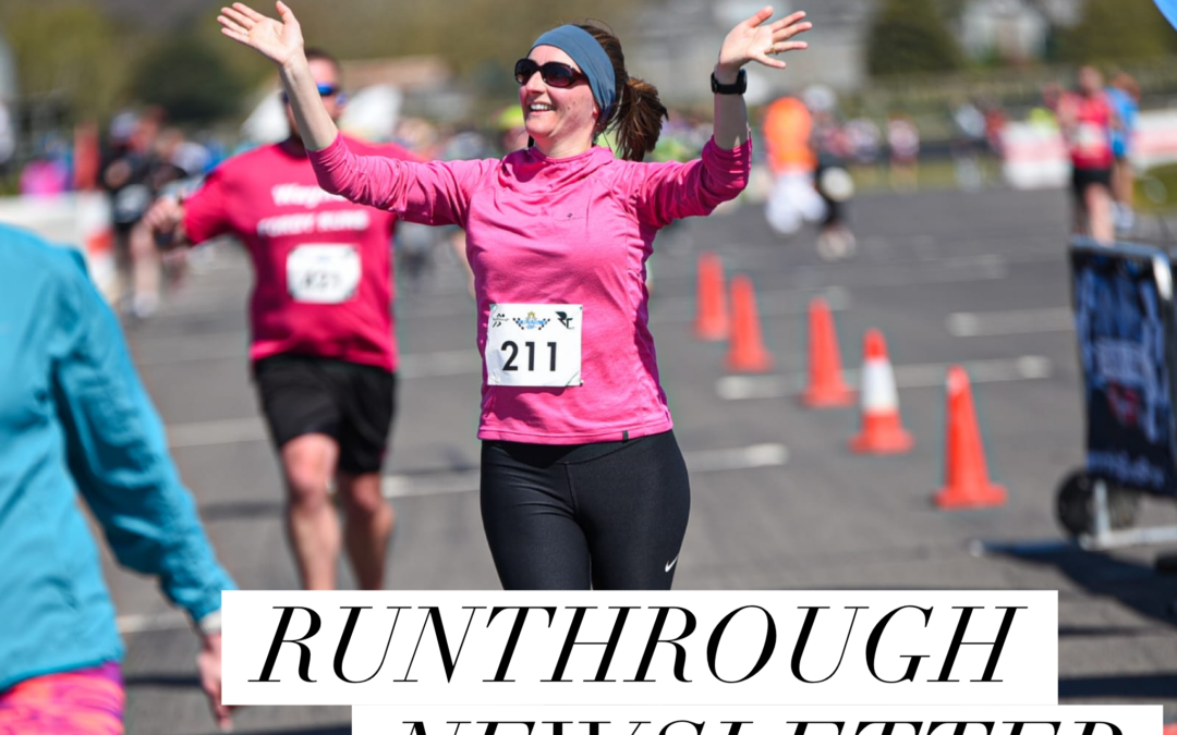 RunThrough Newsletter 26th April 2021