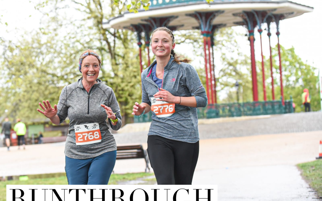 RunThrough Newsletter 10th May 2021