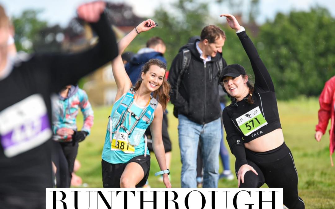 RunThrough Newsletter 23rd May 2021