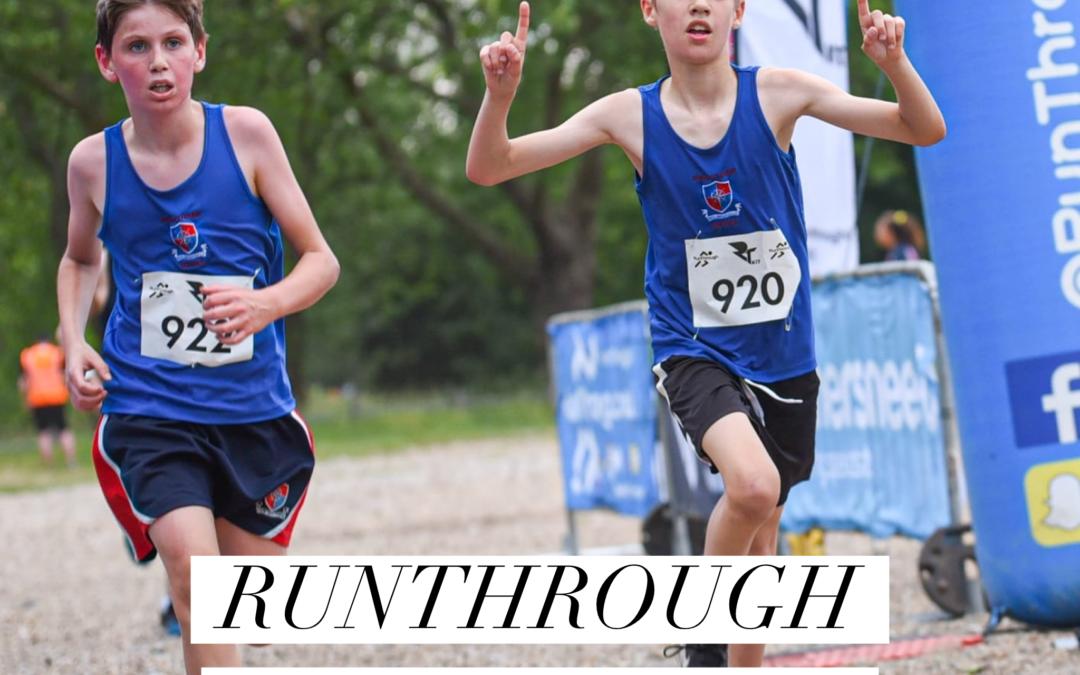 RunThrough Newsletter 21st June 2021