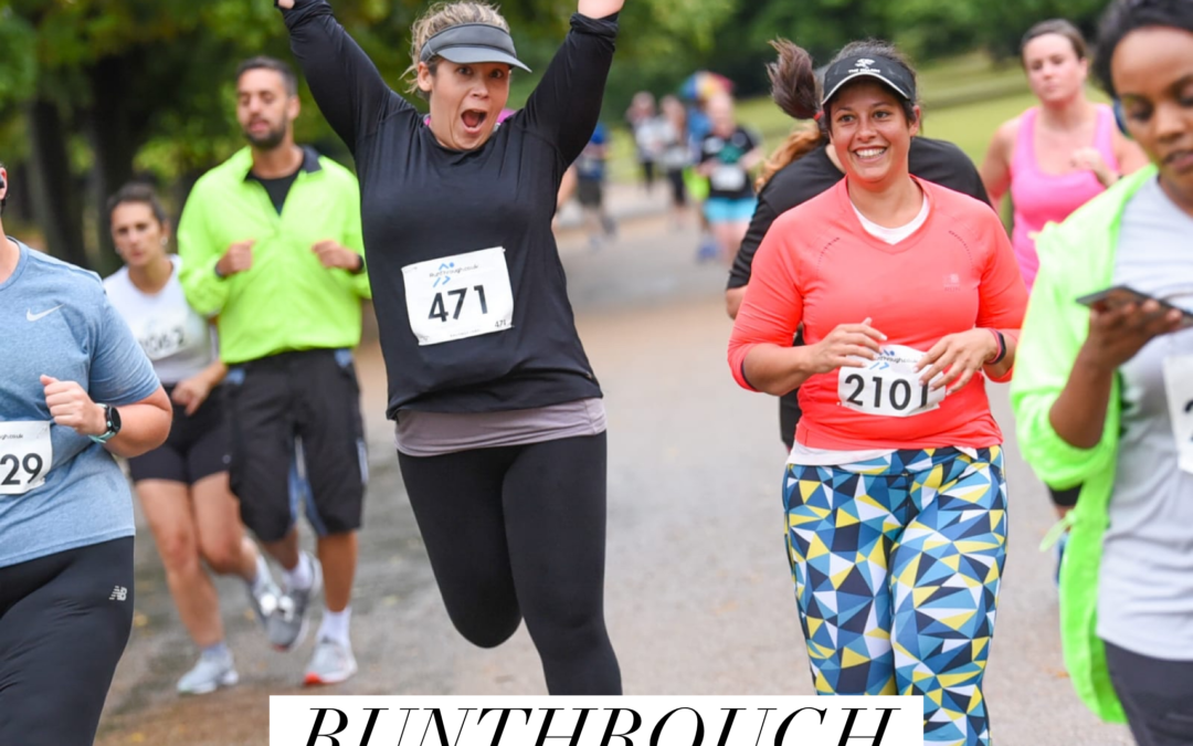 RunThrough Newsletter 19th August 2019