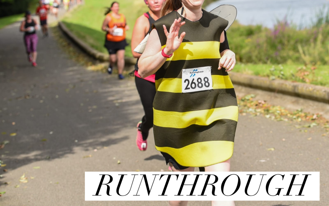 RunThrough Newsletter 26th August 2019