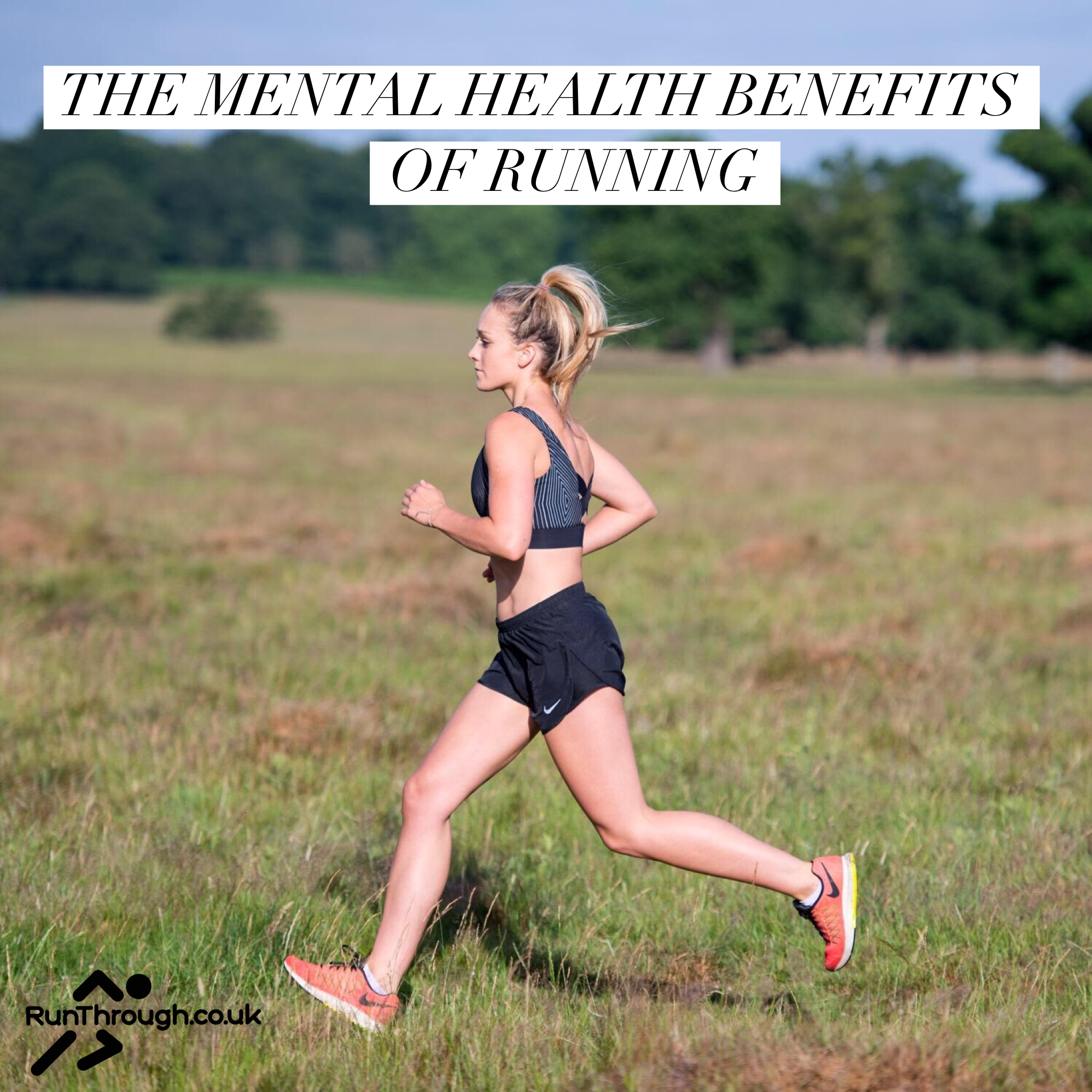 The Mental Health Benefits of Running