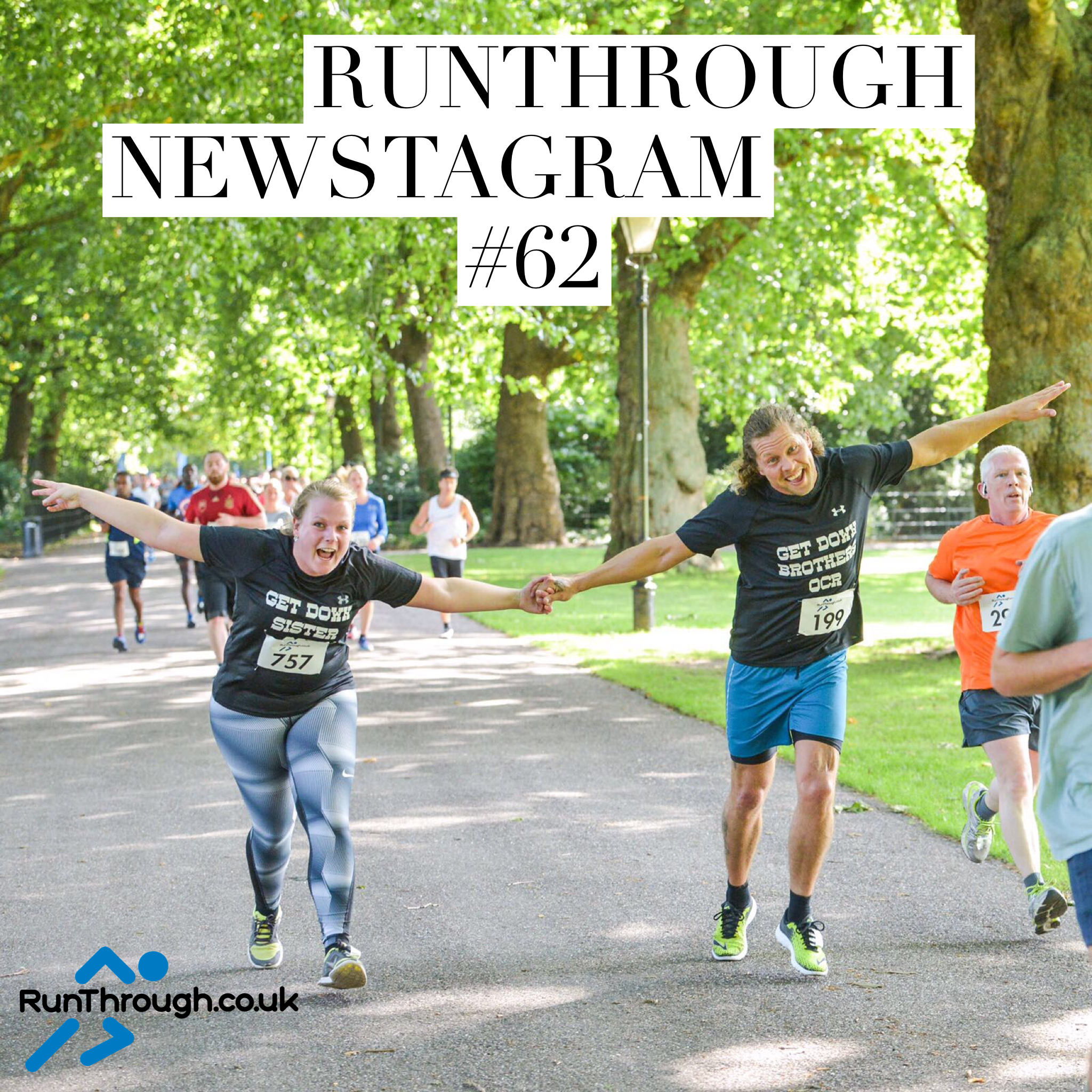 RunThrough Newsletter 7th August 2017