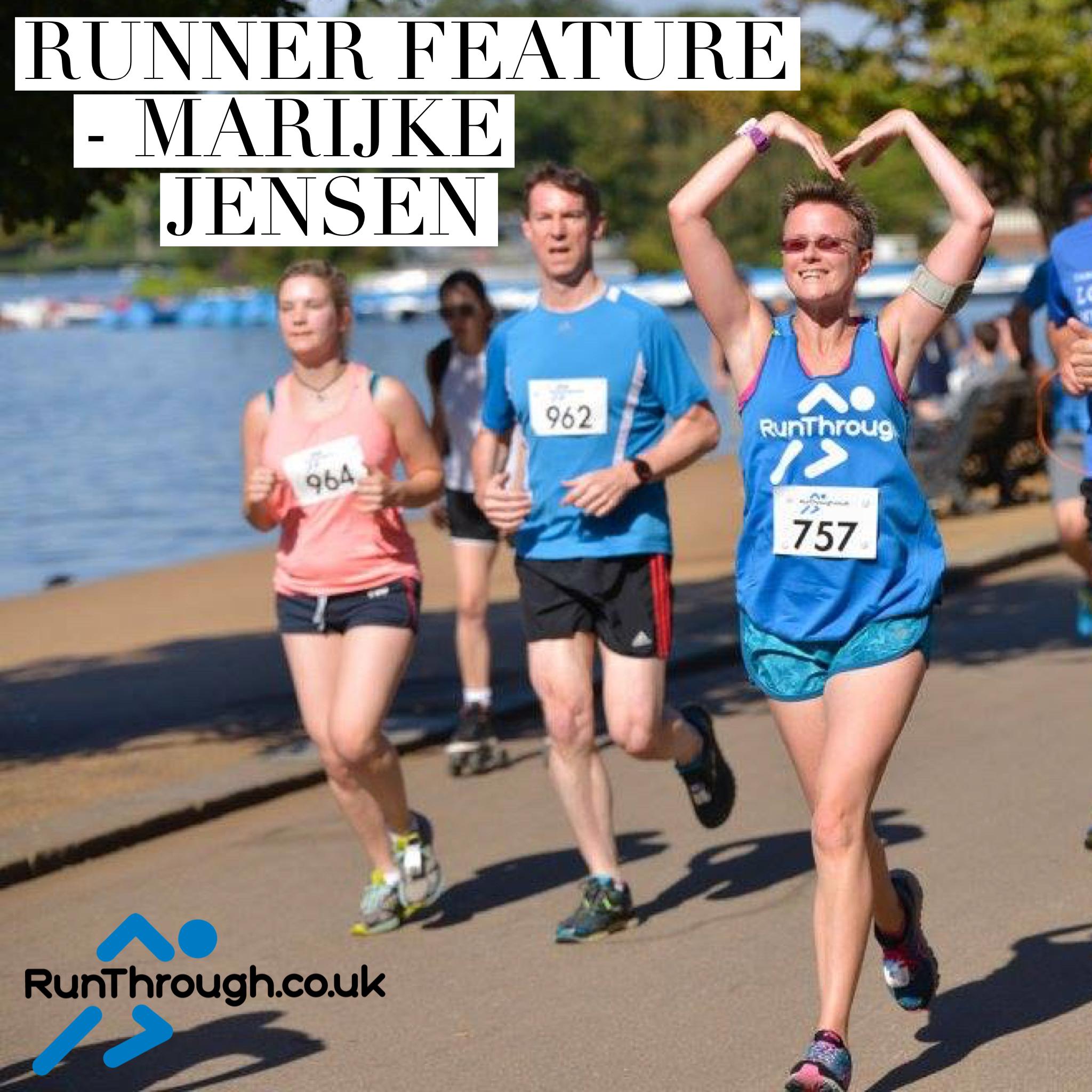 Runner Feature – Marijke Jensen