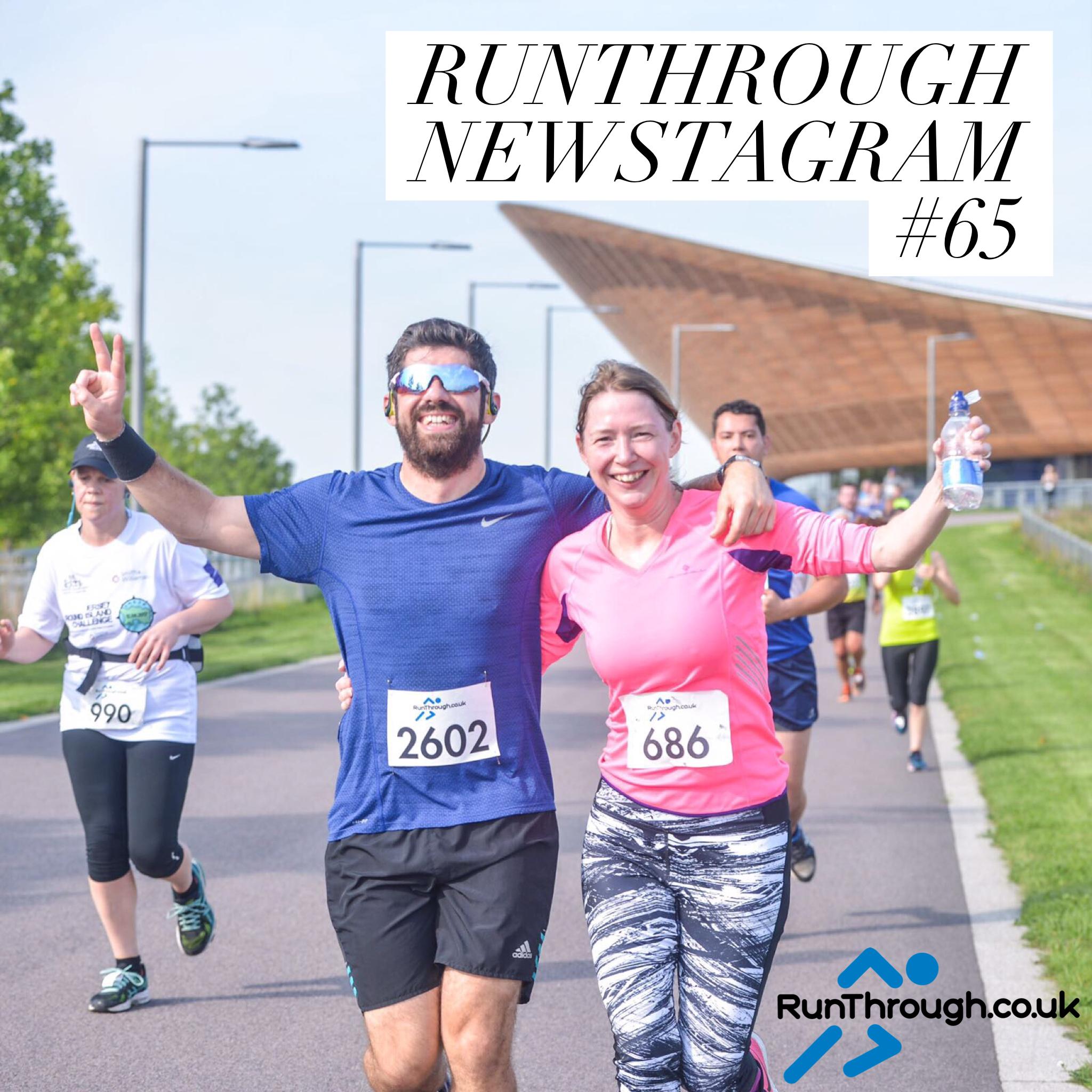 RunThrough Newsletter 28th August 2017